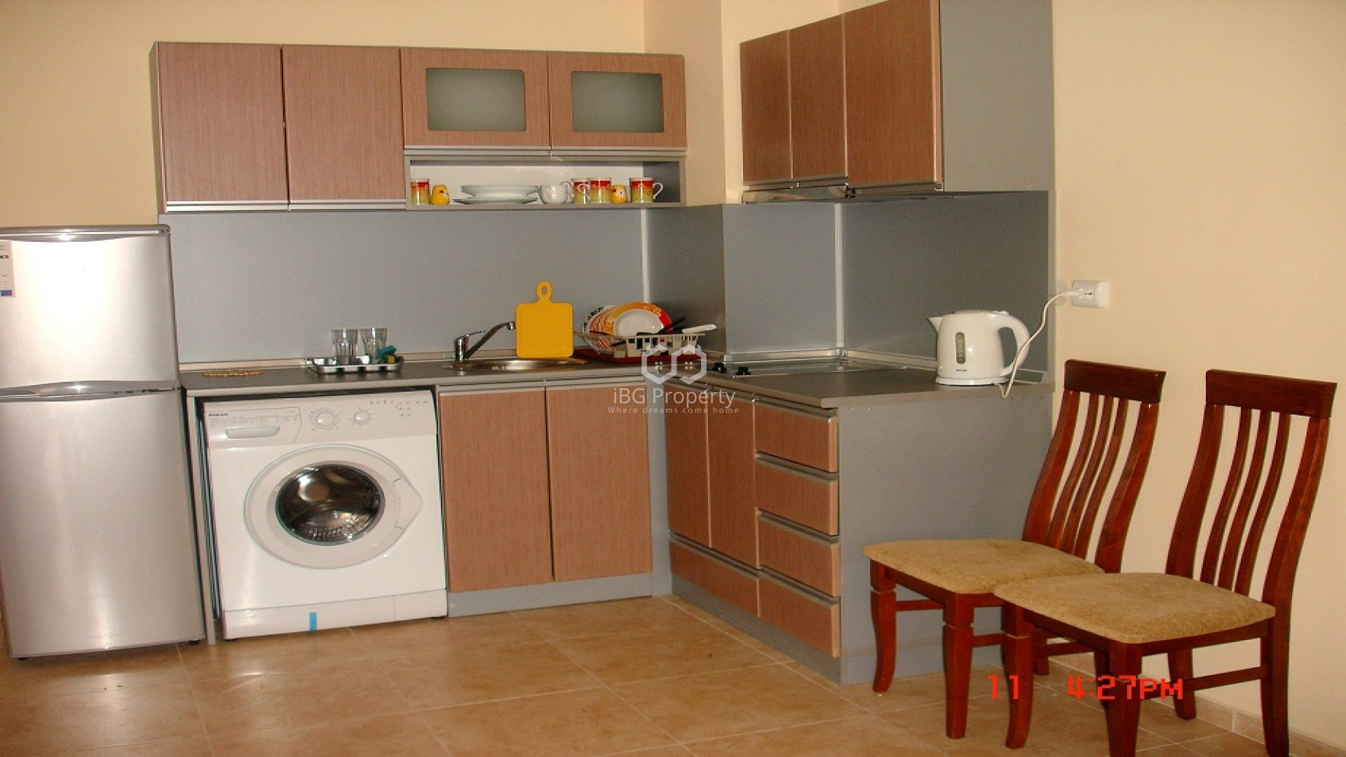 One bedroom apartment Ravda 59 m2
