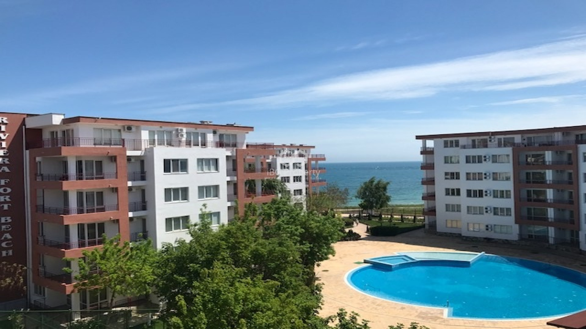 One bedroom apartment Ravda 66 m2