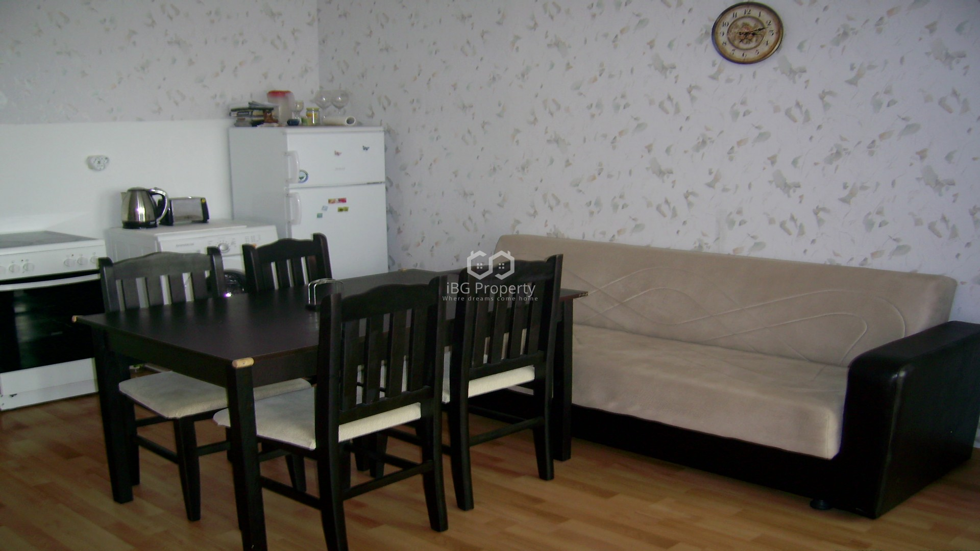 One bedroom apartment Kosharitsa 60 m2