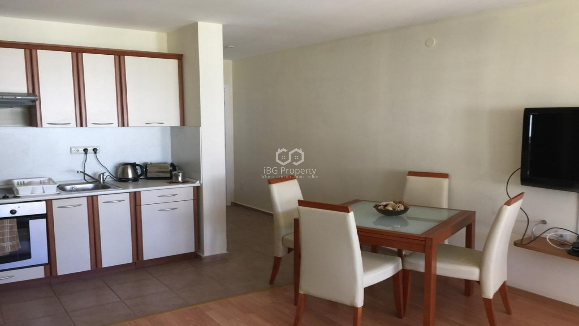 Two bedroom apartment Sunny Beach 86 m2