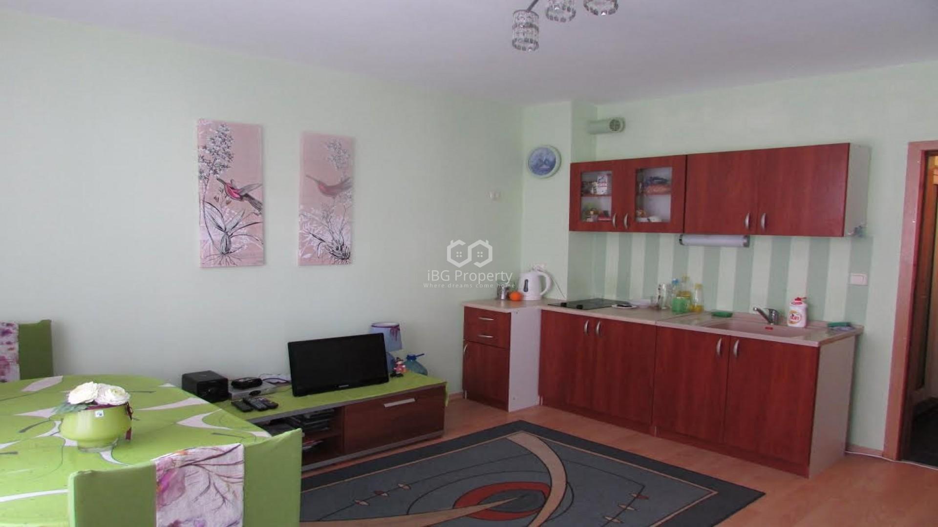 One bedroom apartment Ravda 46 m2