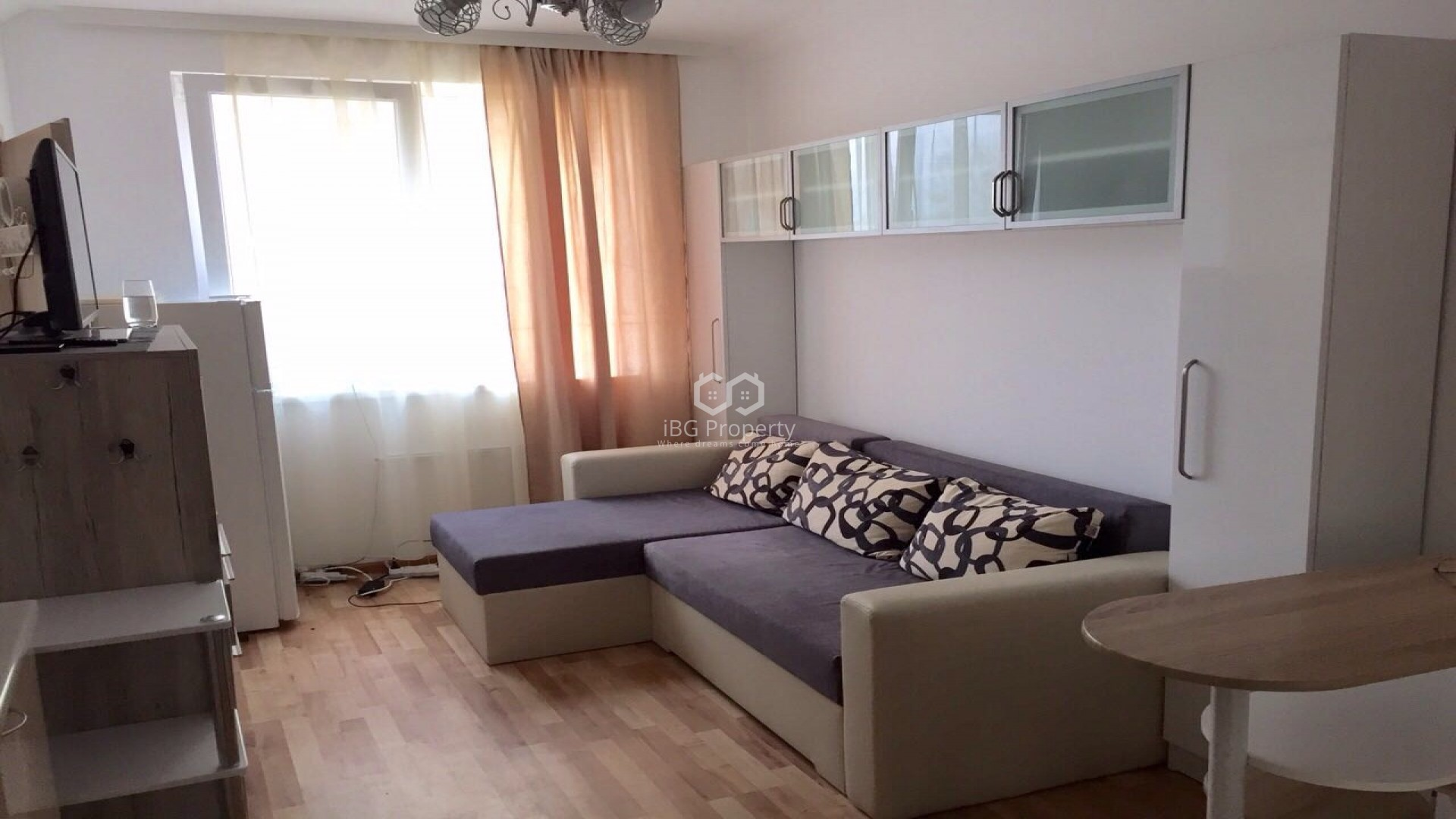 One bedroom apartment Sunny Beach 35 m2