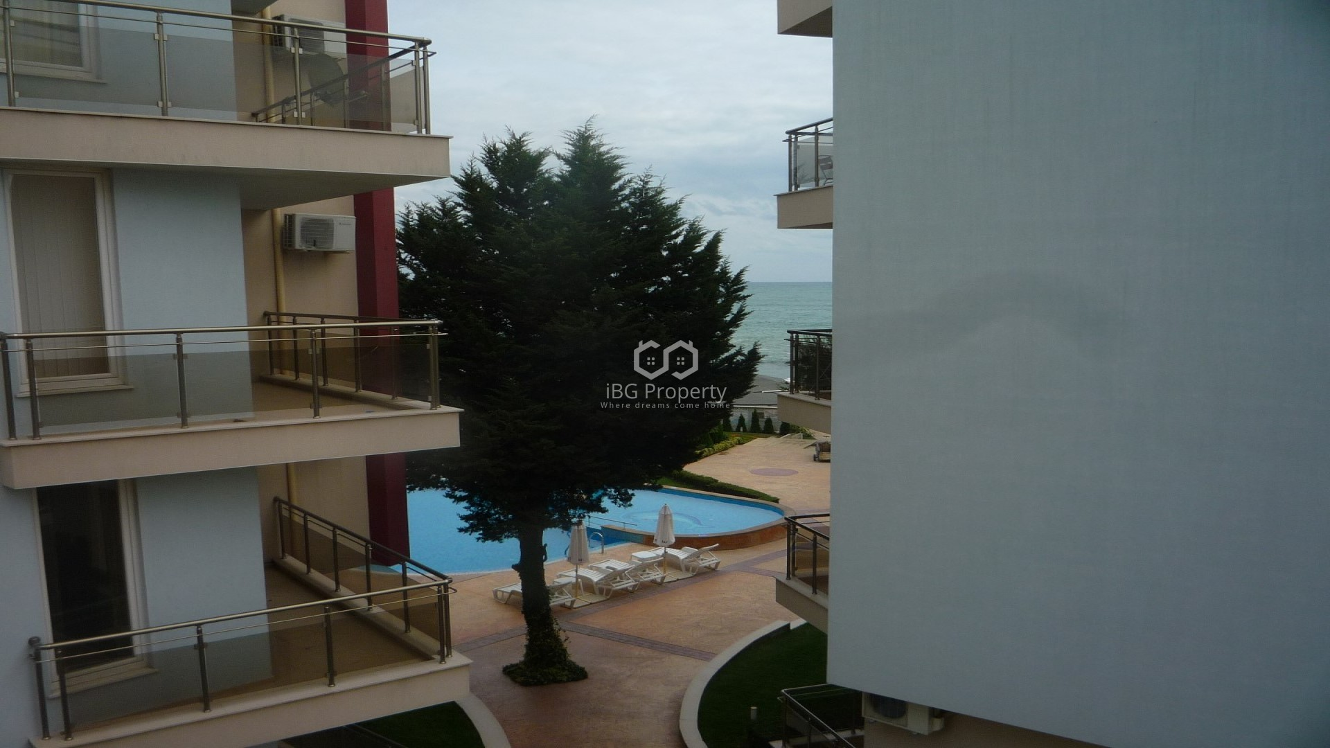 One bedroom apartment Ravda 63 m2