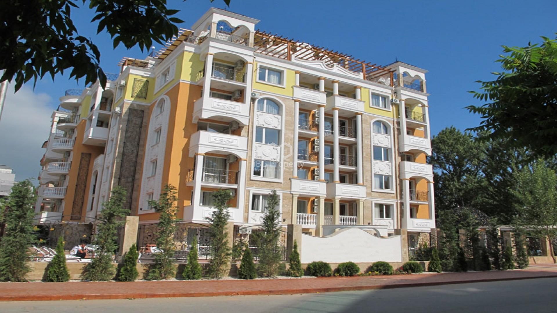 Two bedroom apartment Sunny Beach 100 m2
