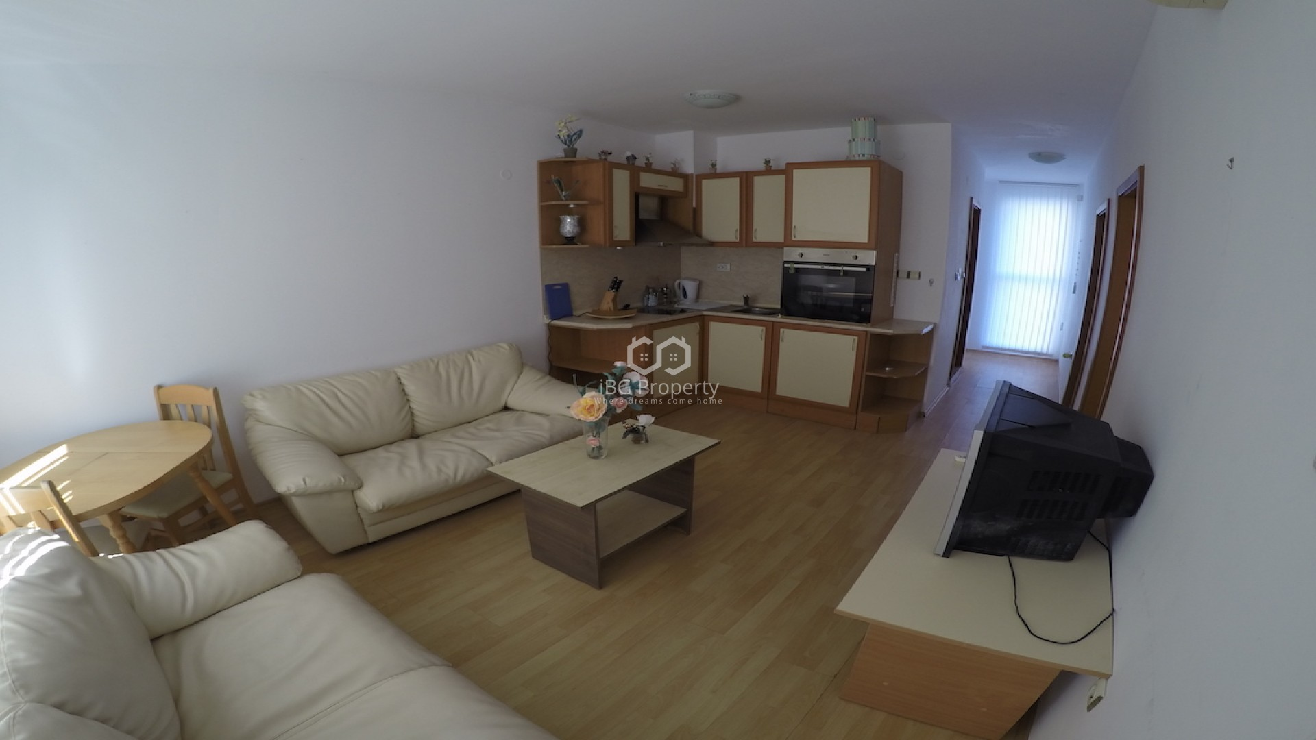 Two bedroom apartment Sunny Beach 69 m2