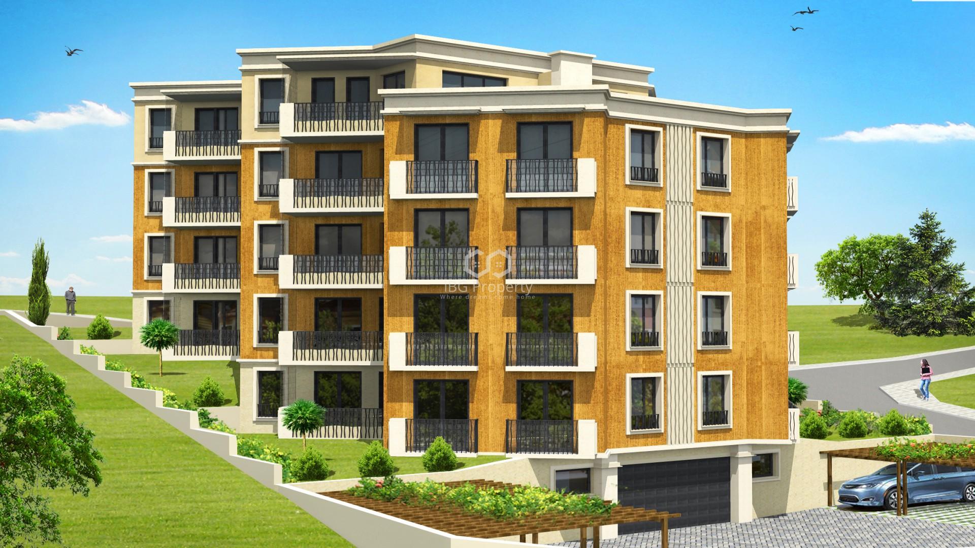 Two bedroom apartment briz Varna 107 m2