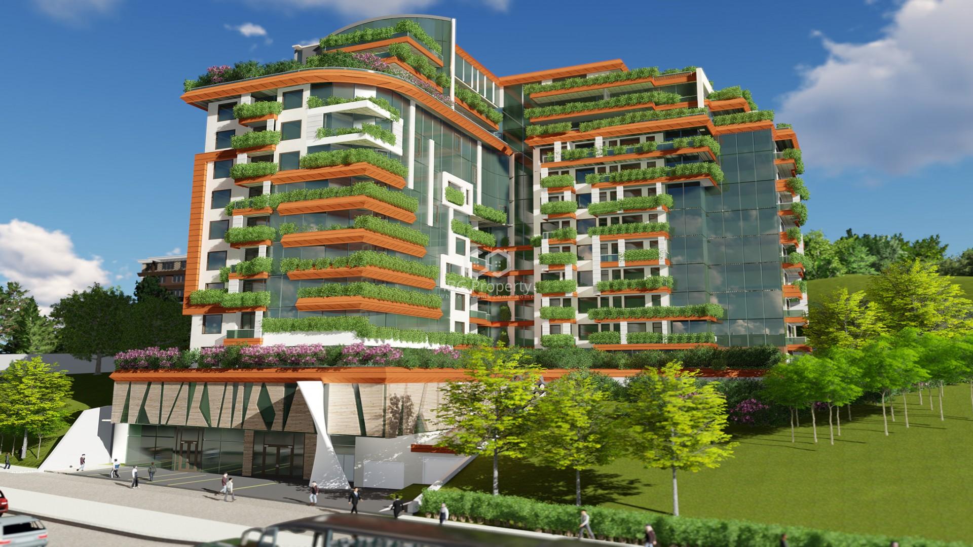 Two bedroom apartment briz Varna 93 m2
