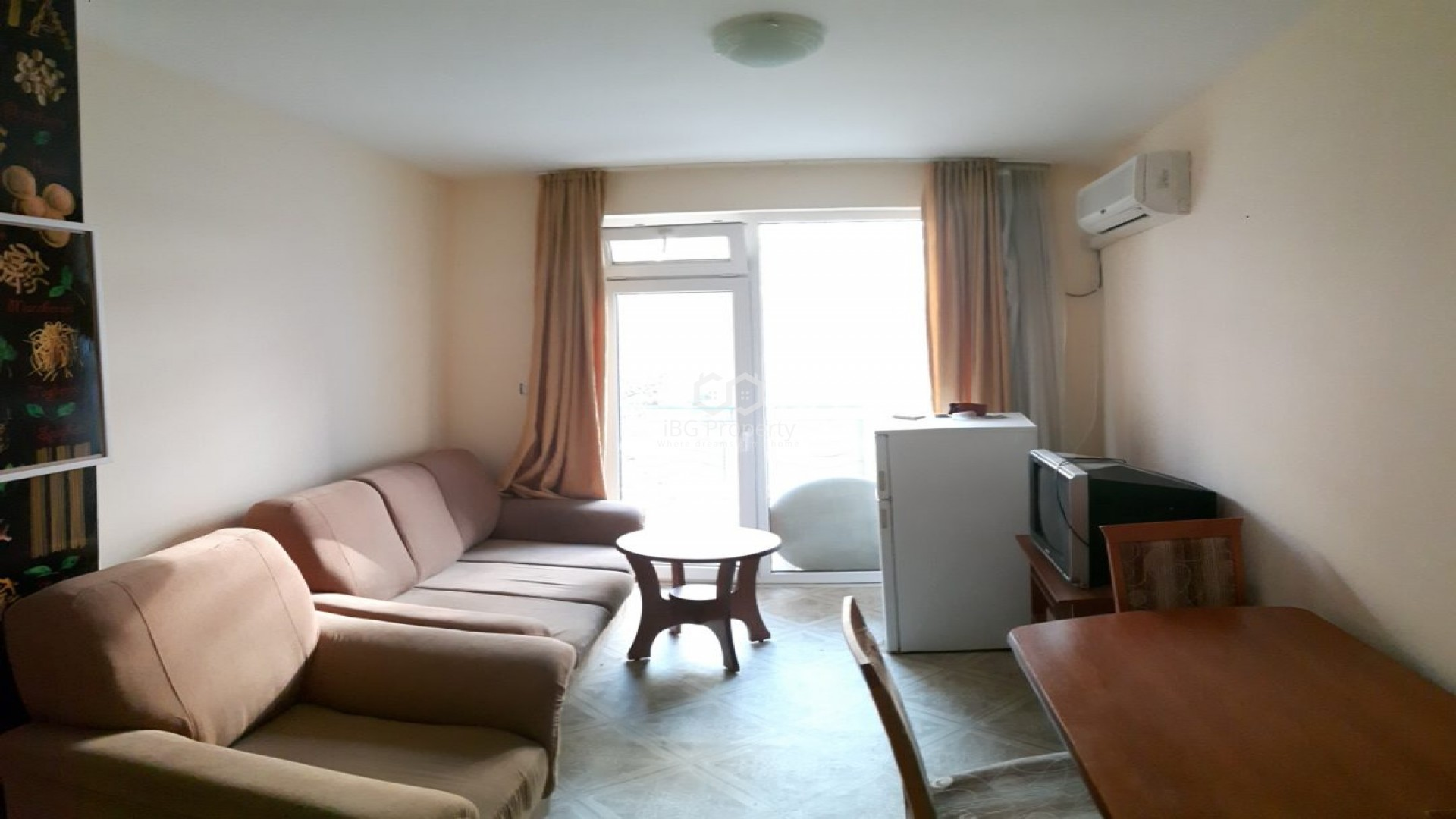 One bedroom apartment Sunny Beach 44 m2