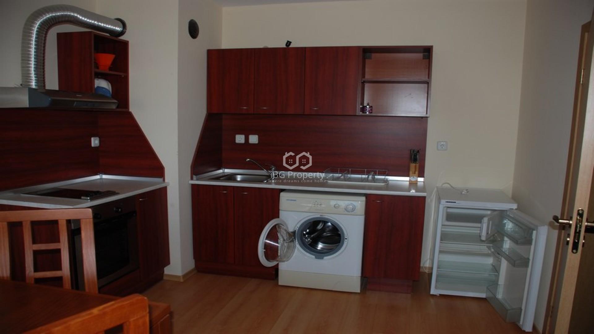 One bedroom apartment Sunny Beach 66 m2