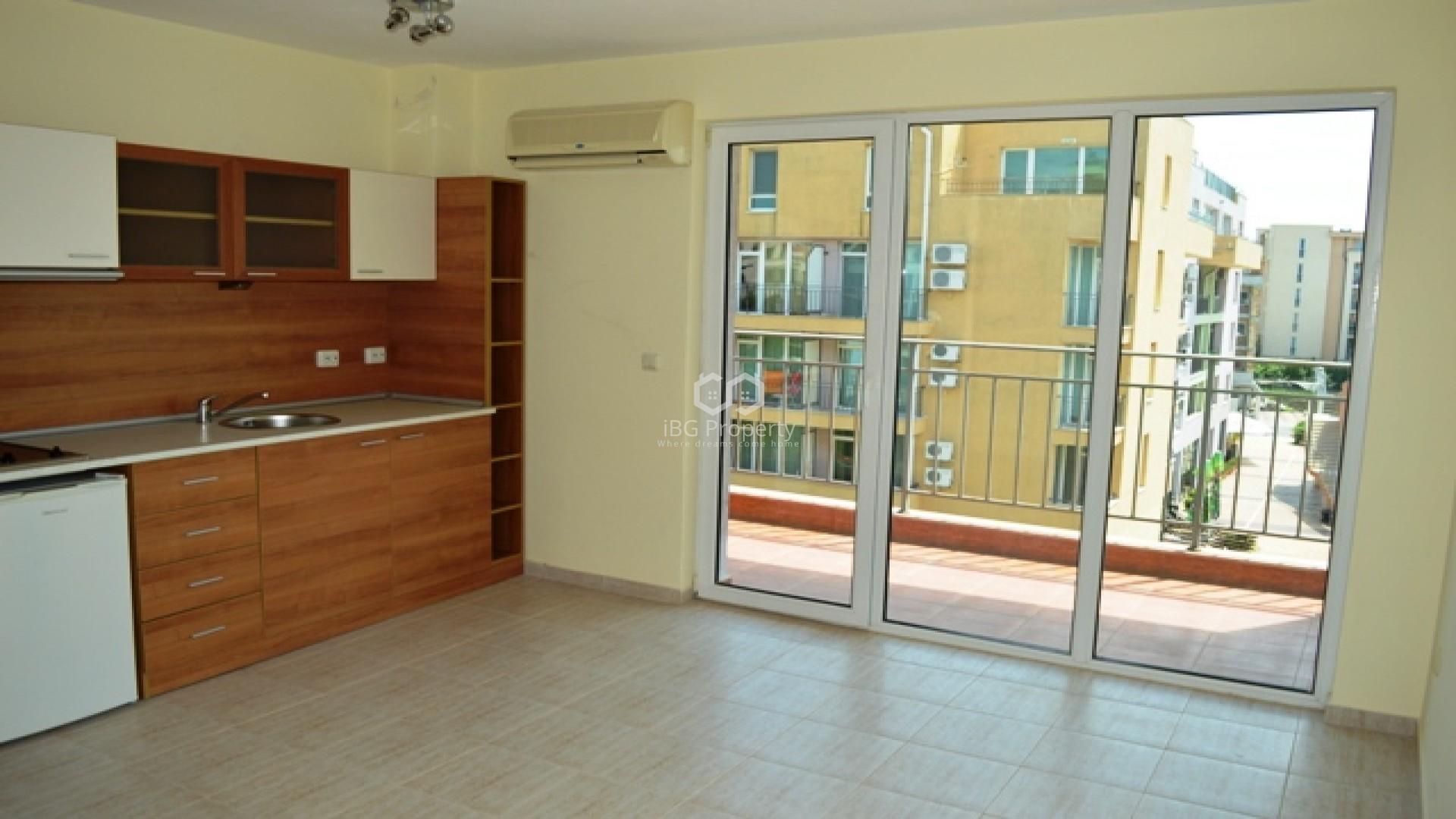 One bedroom apartment Sunny Beach 56 m2