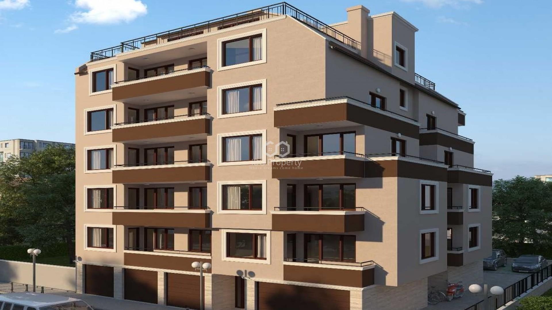 One bedroom apartment Troshevo Varna 54 m2