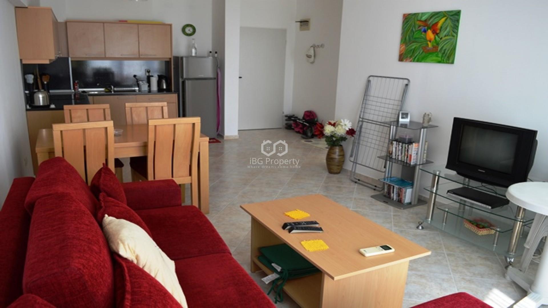 One bedroom apartment Kosharitsa 65 m2