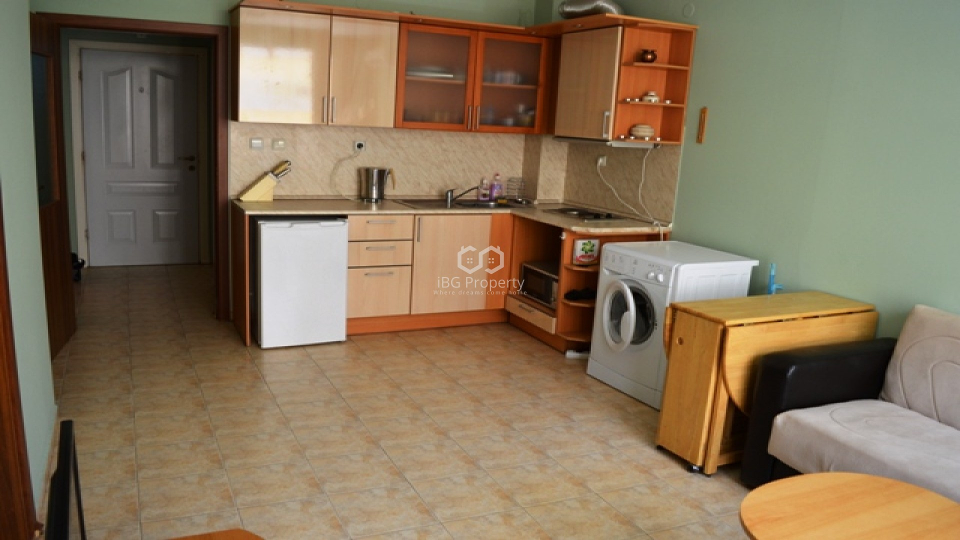 Two bedroom apartment Sunny Beach 58 m2