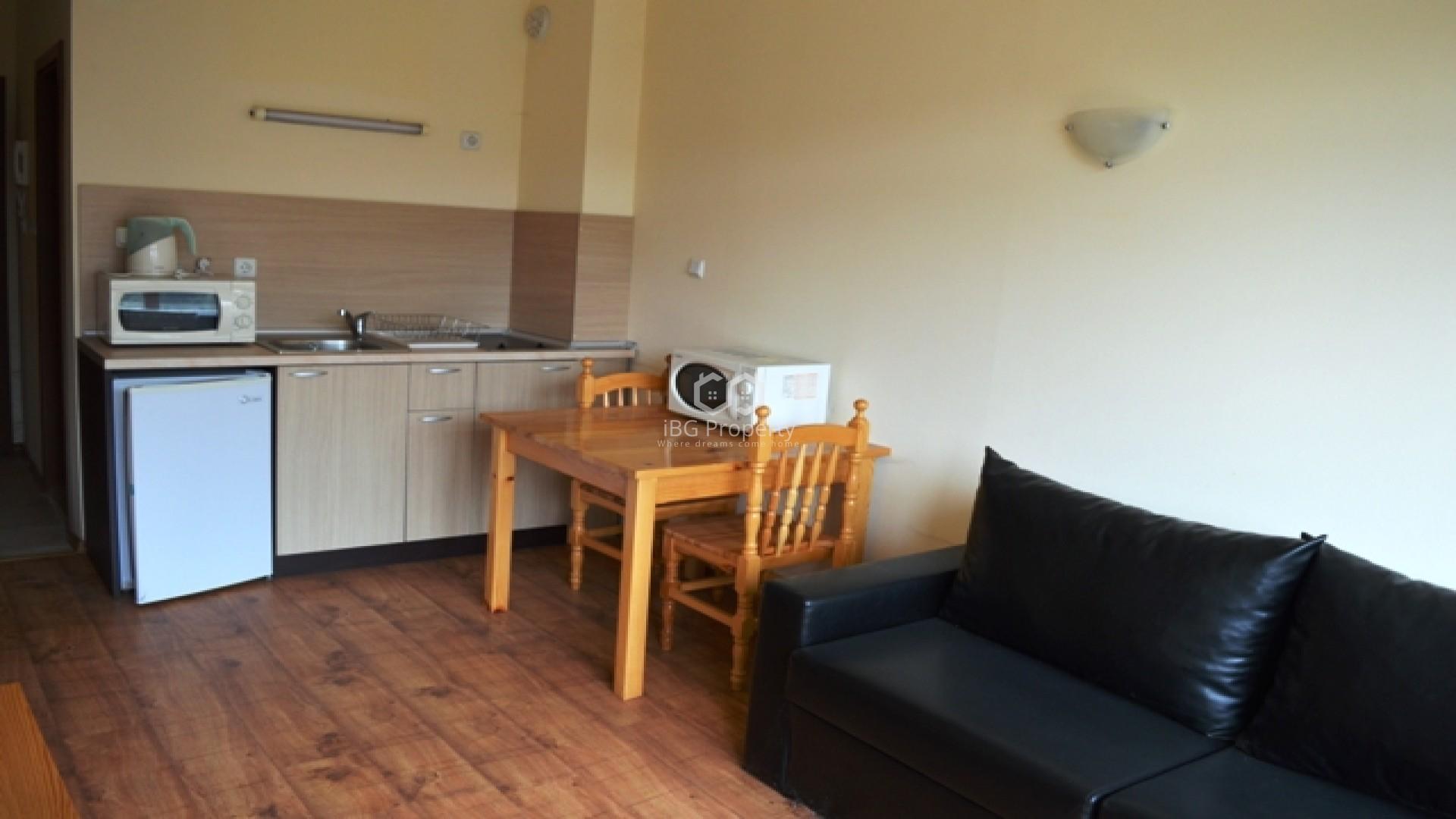 One room apartment Bansko 27 m2
