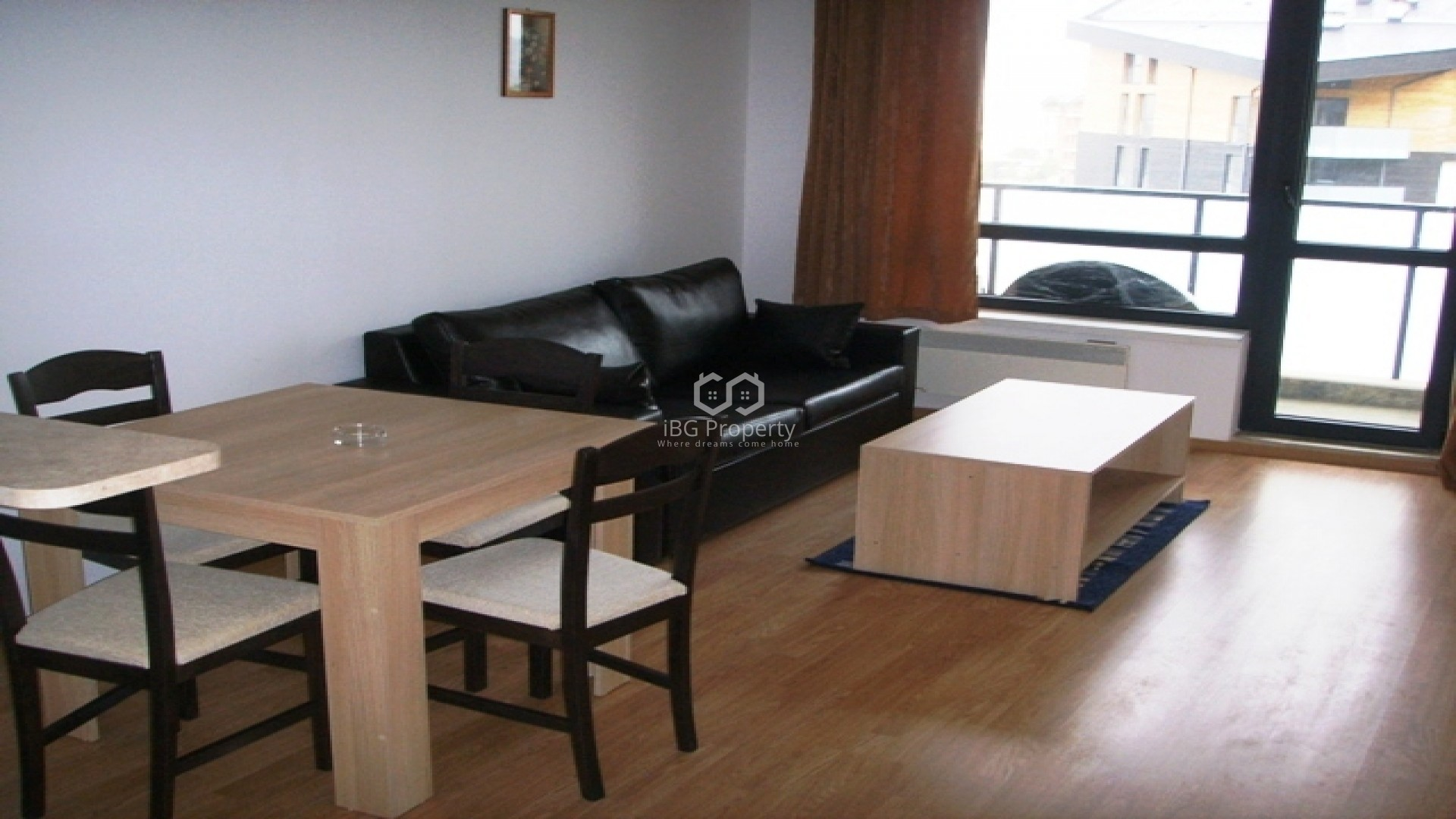 One bedroom apartment Bansko 64 m2