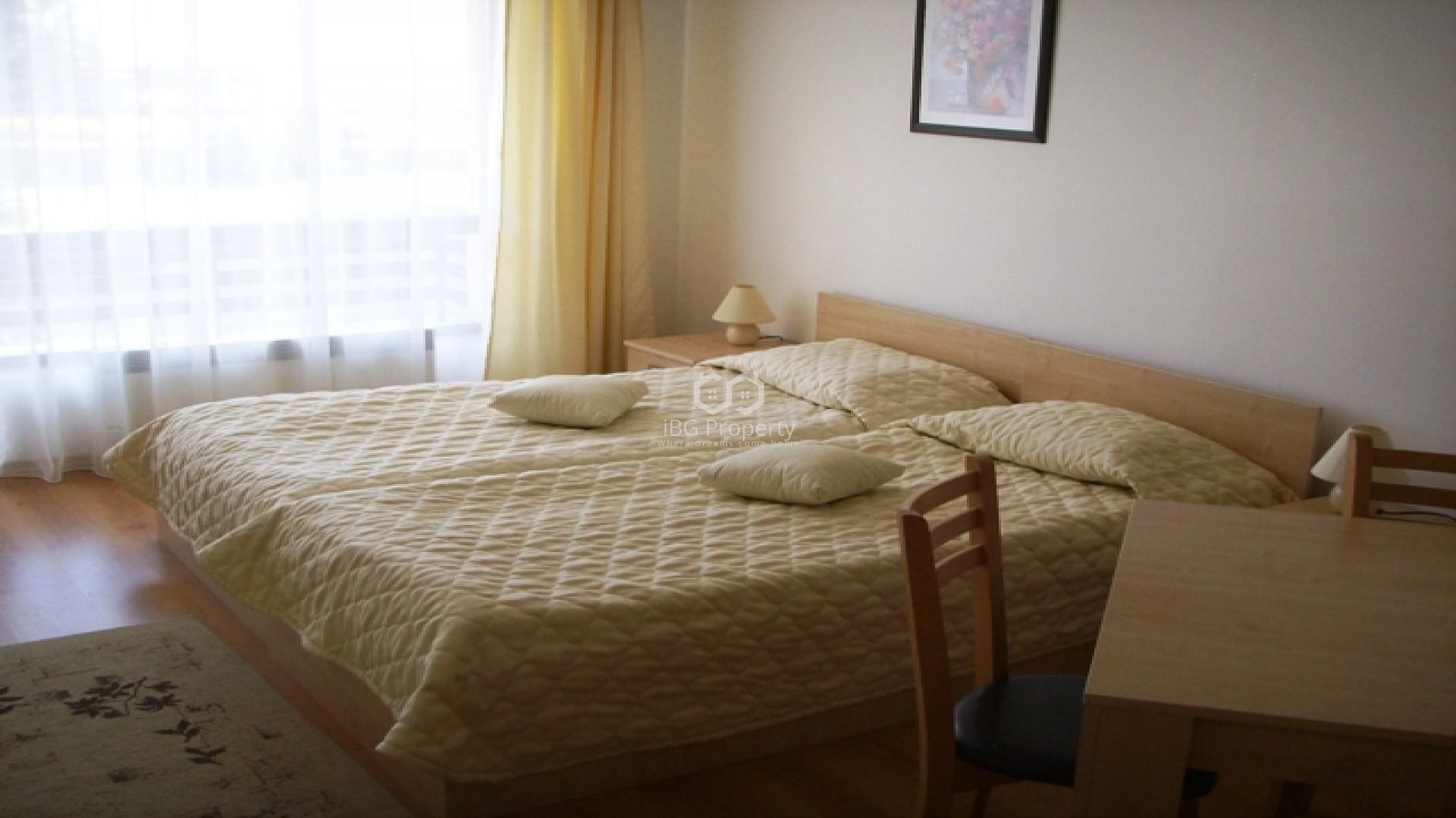 One room apartment Bansko 44 m2
