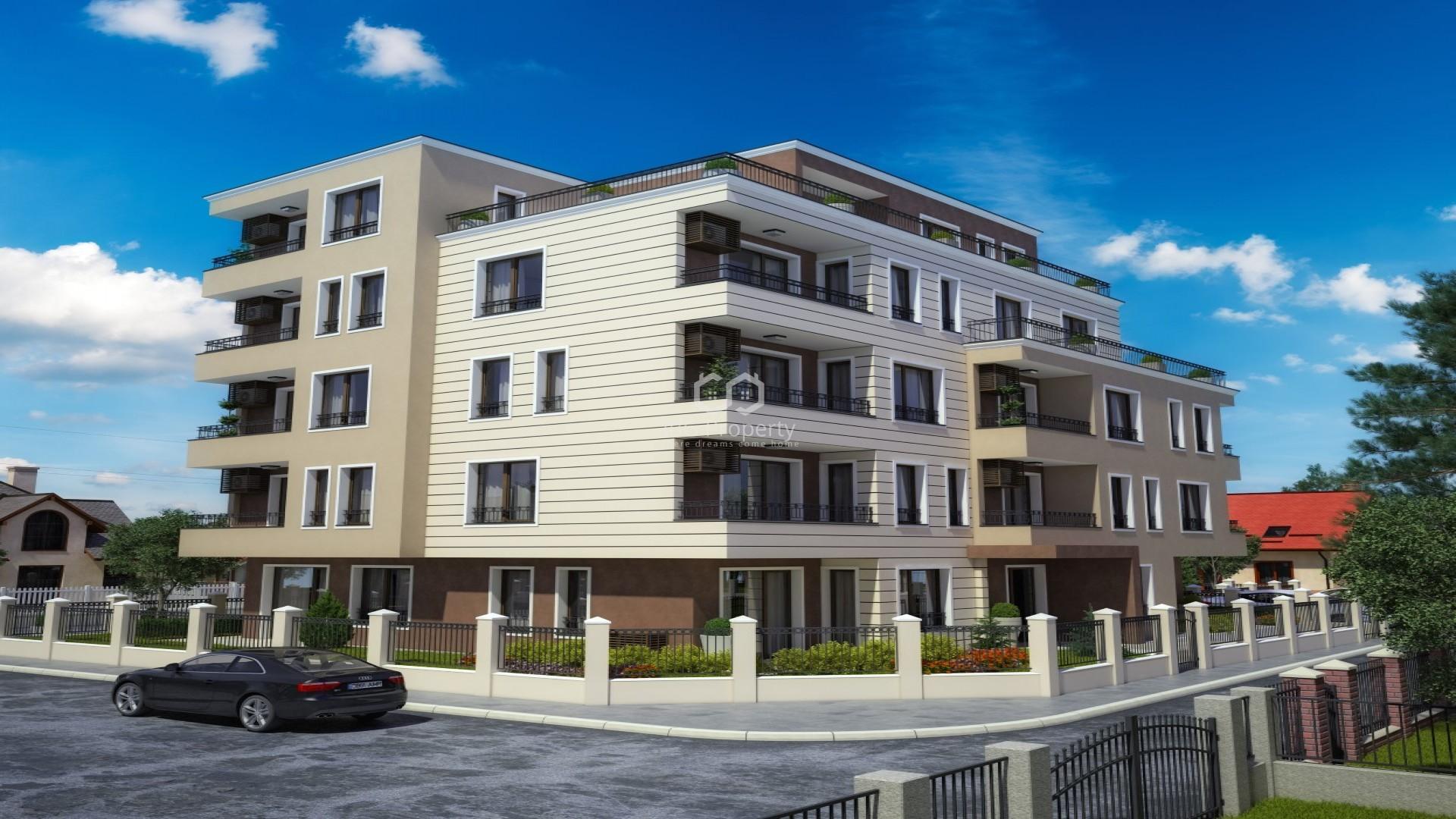 One room apartment Ravda 41 m2