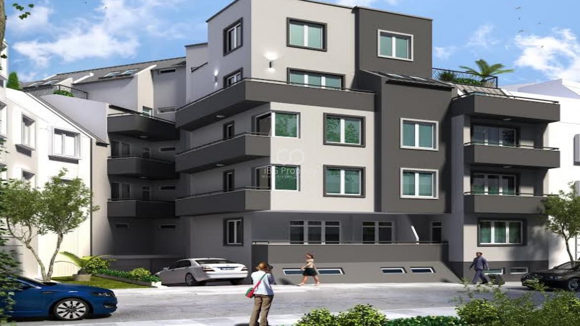 Two bedroom apartment Pogrebi Varna 102 m2