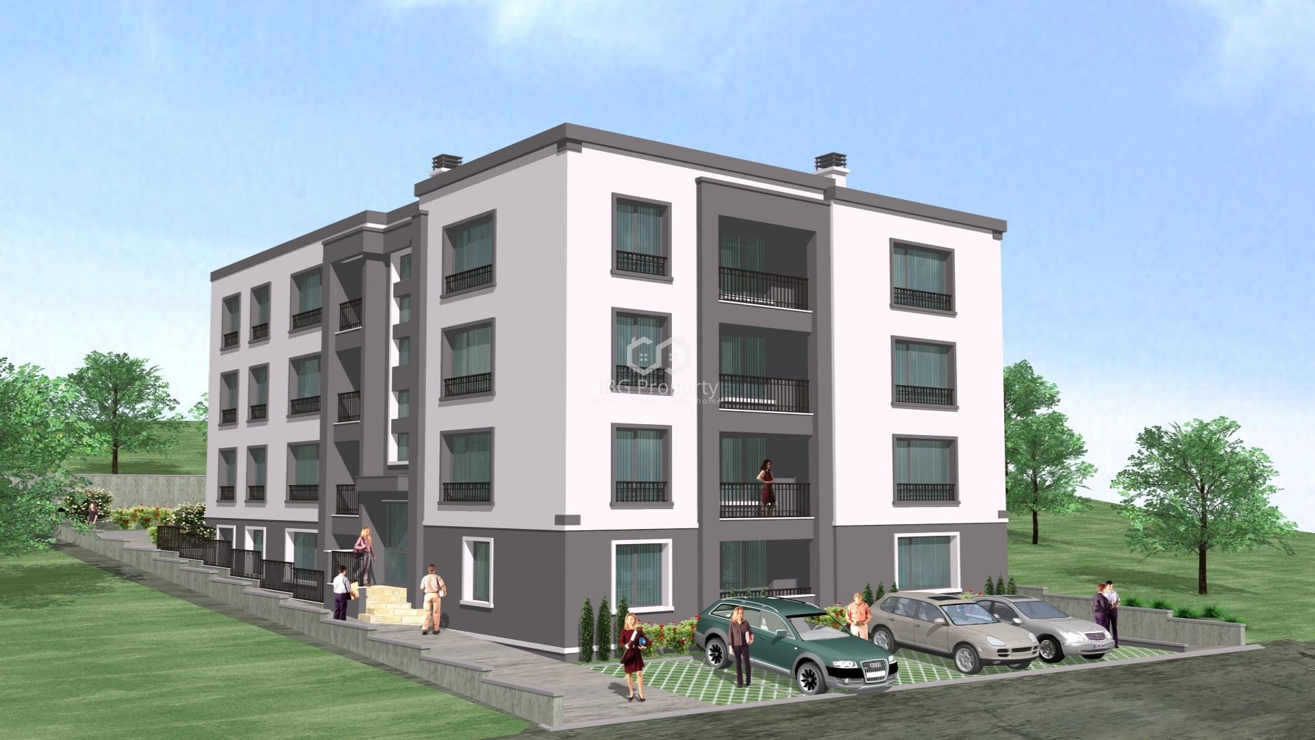 One room apartment pchelina Varna 30 m2