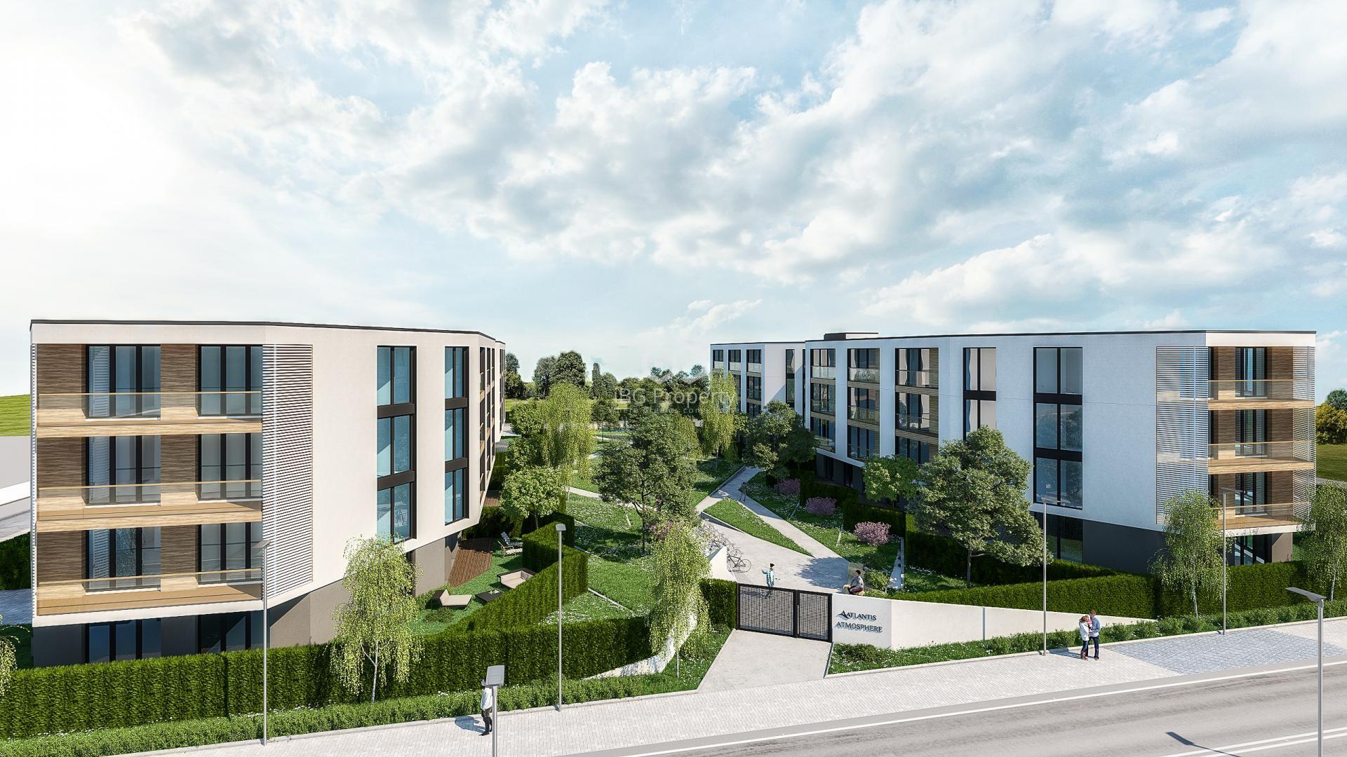 One bedroom apartment sarafovo Burgas 70 m2