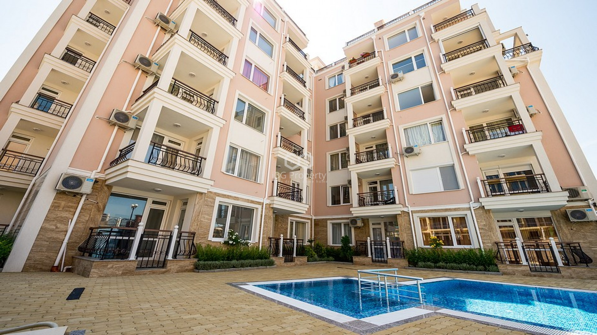 One bedroom apartment Sveti-vlas 81 m2