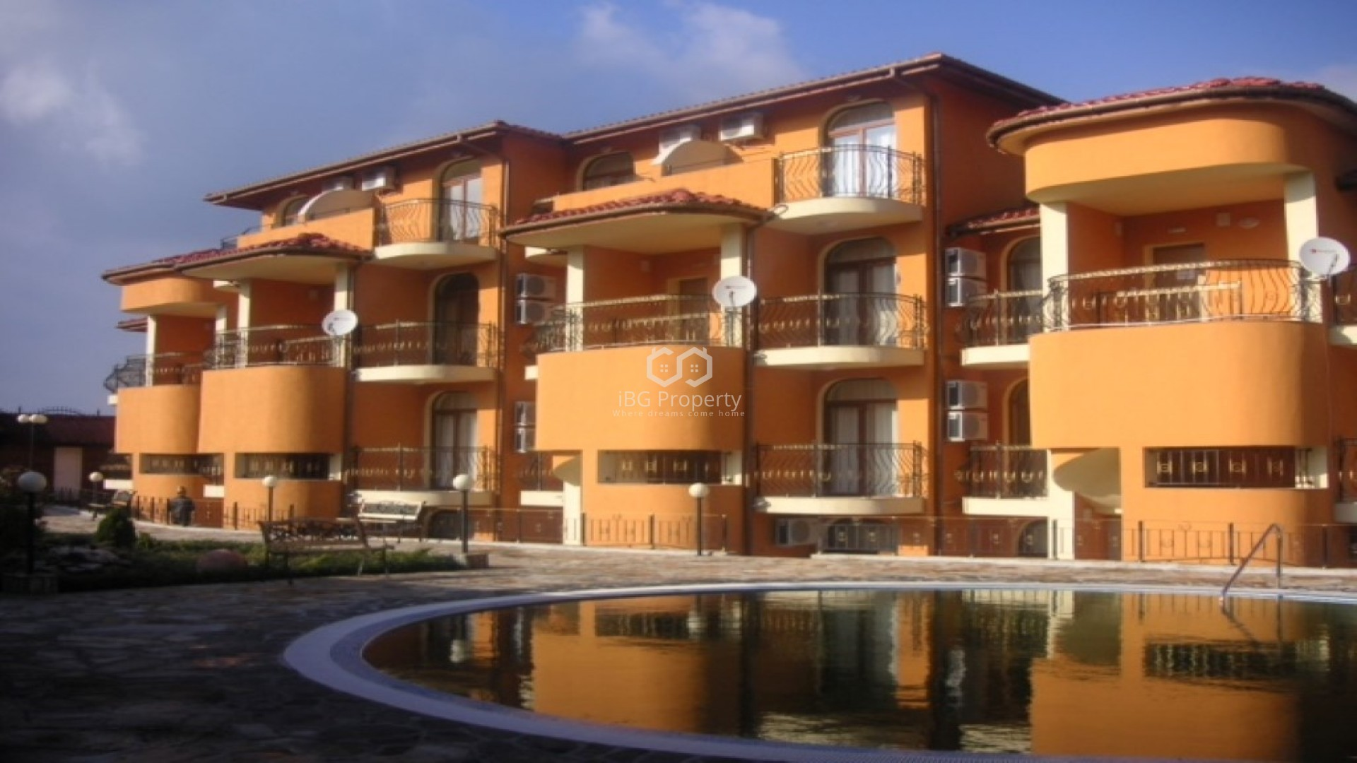One bedroom apartment Sozopol 47 m2