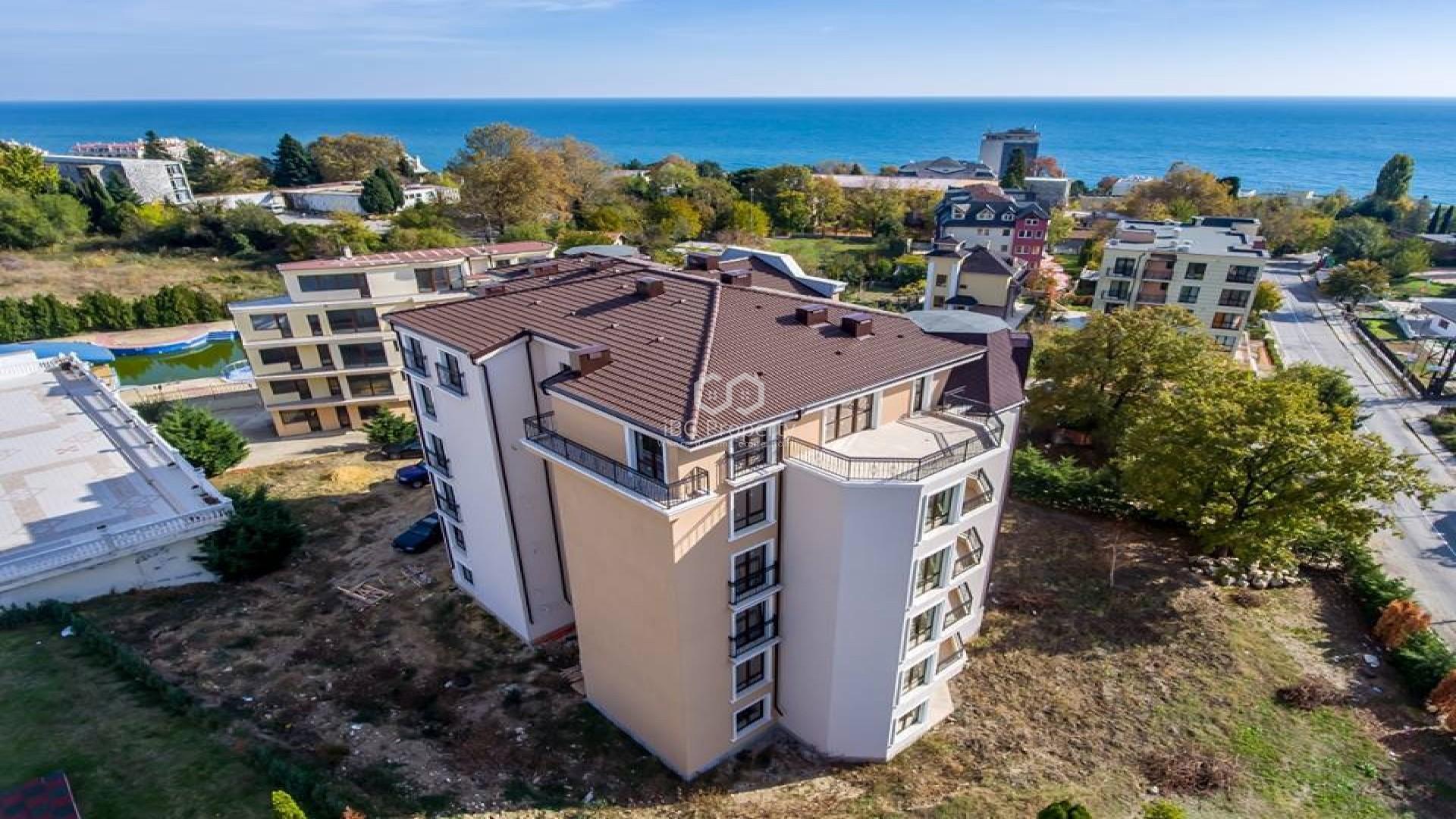 One bedroom apartment Golden-sands 72 m2