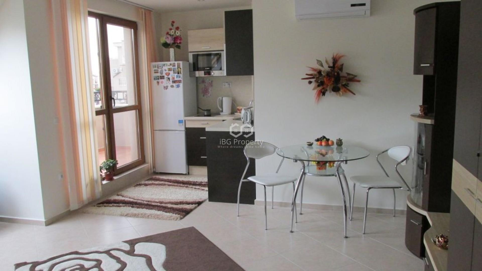 One bedroom apartment Sunny Beach 70  m2