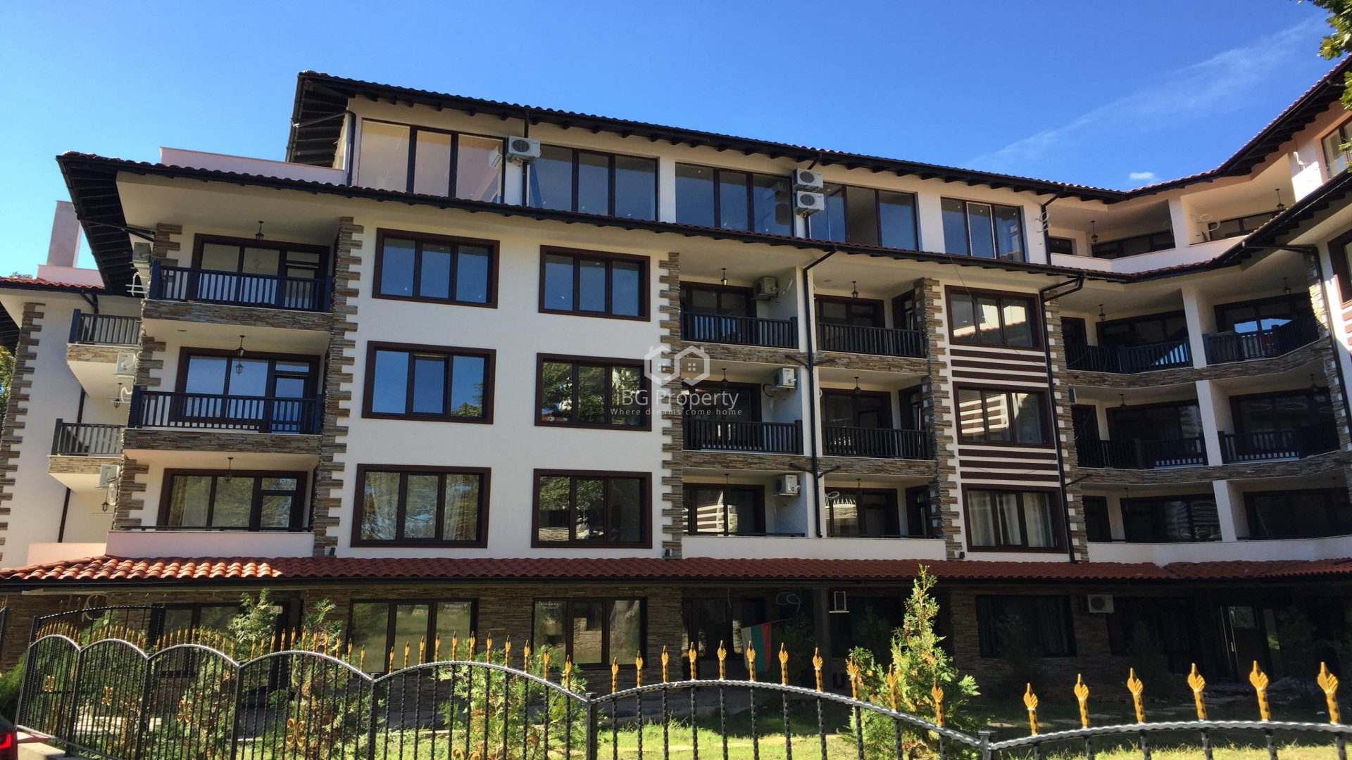 Two bedroom apartment Primorsko 87 m2
