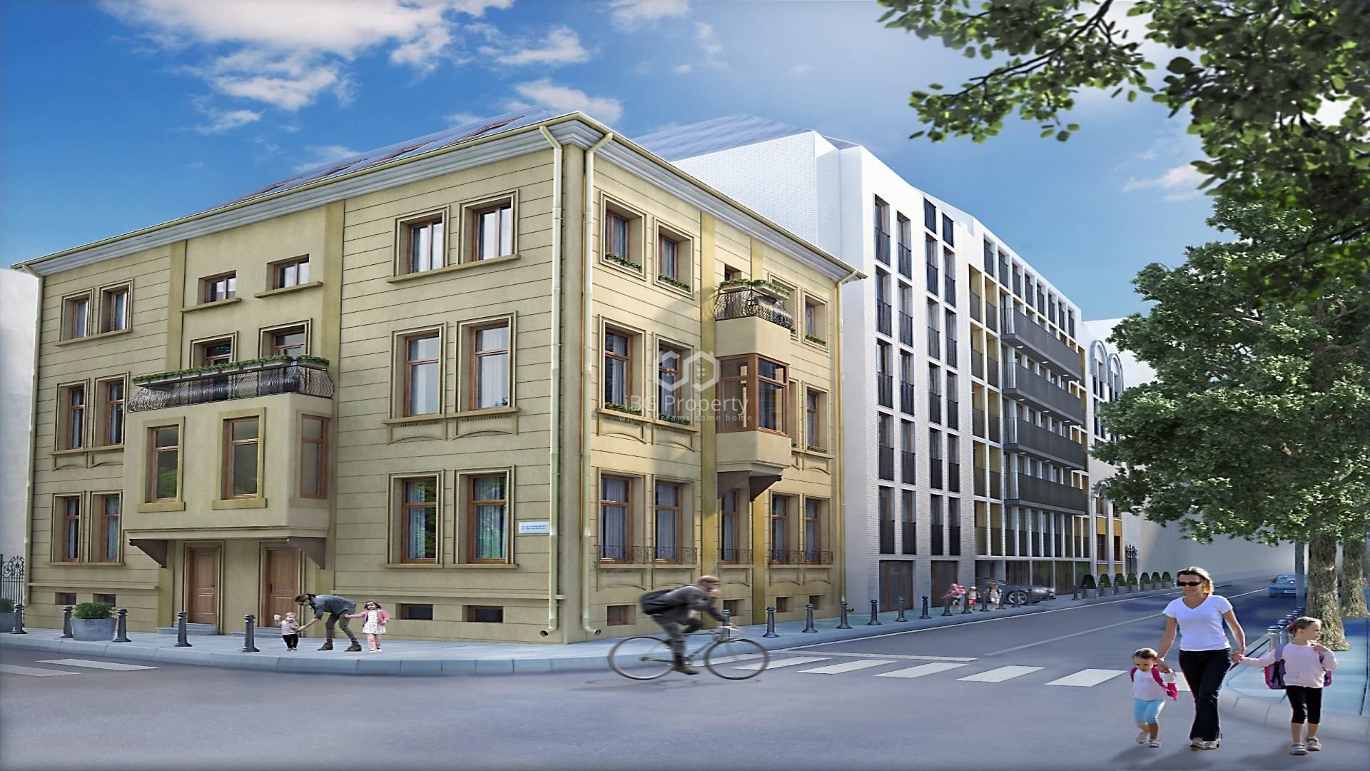 One bedroom apartment grtska-makhala Varna 85 m2