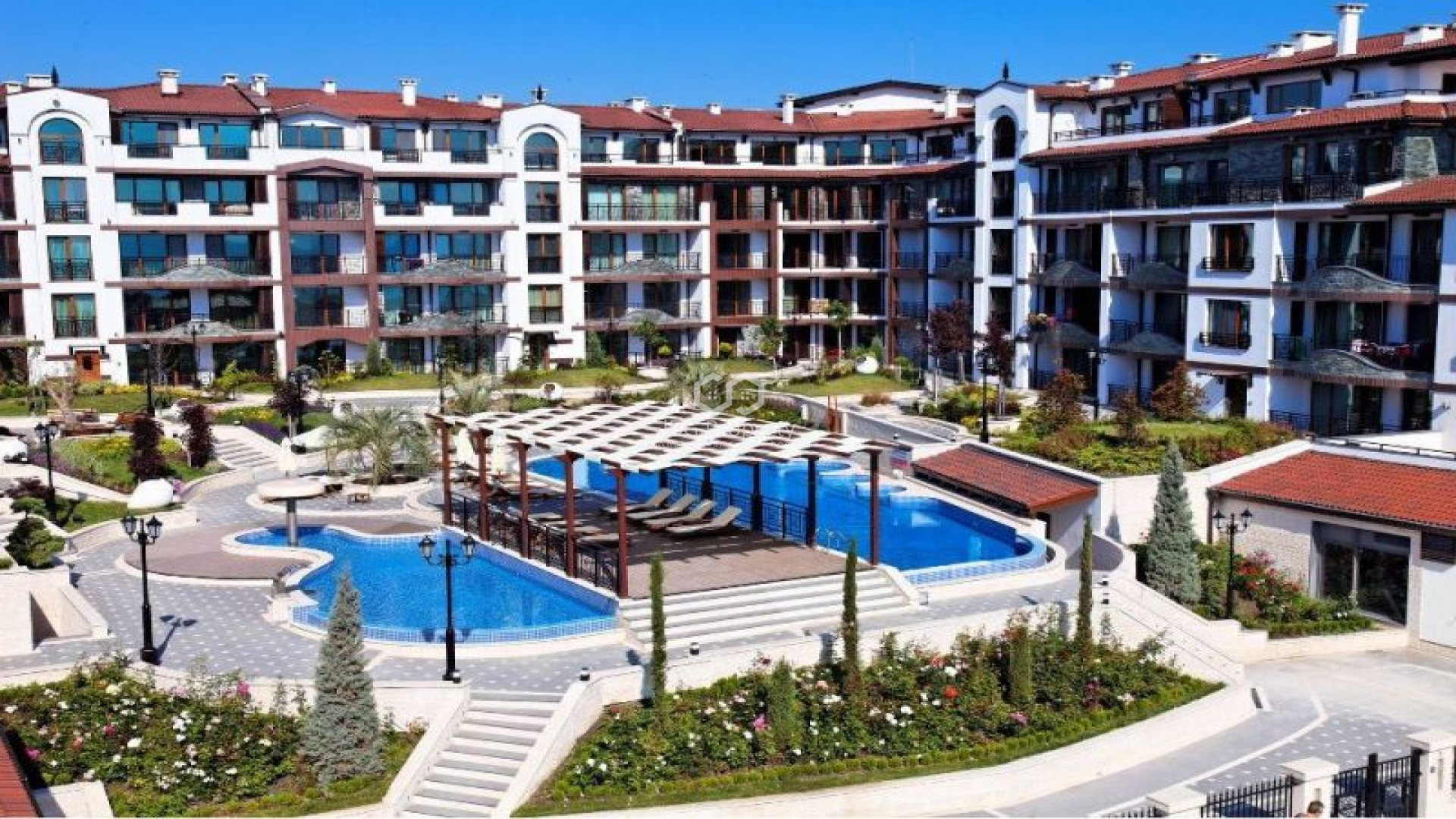 Two bedroom apartment Pomorie 120 m2