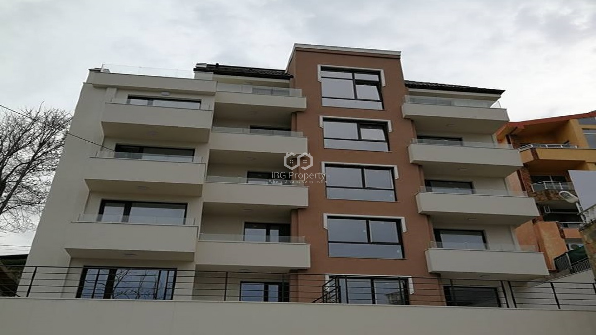 One bedroom apartment Euxinograd 71 m2