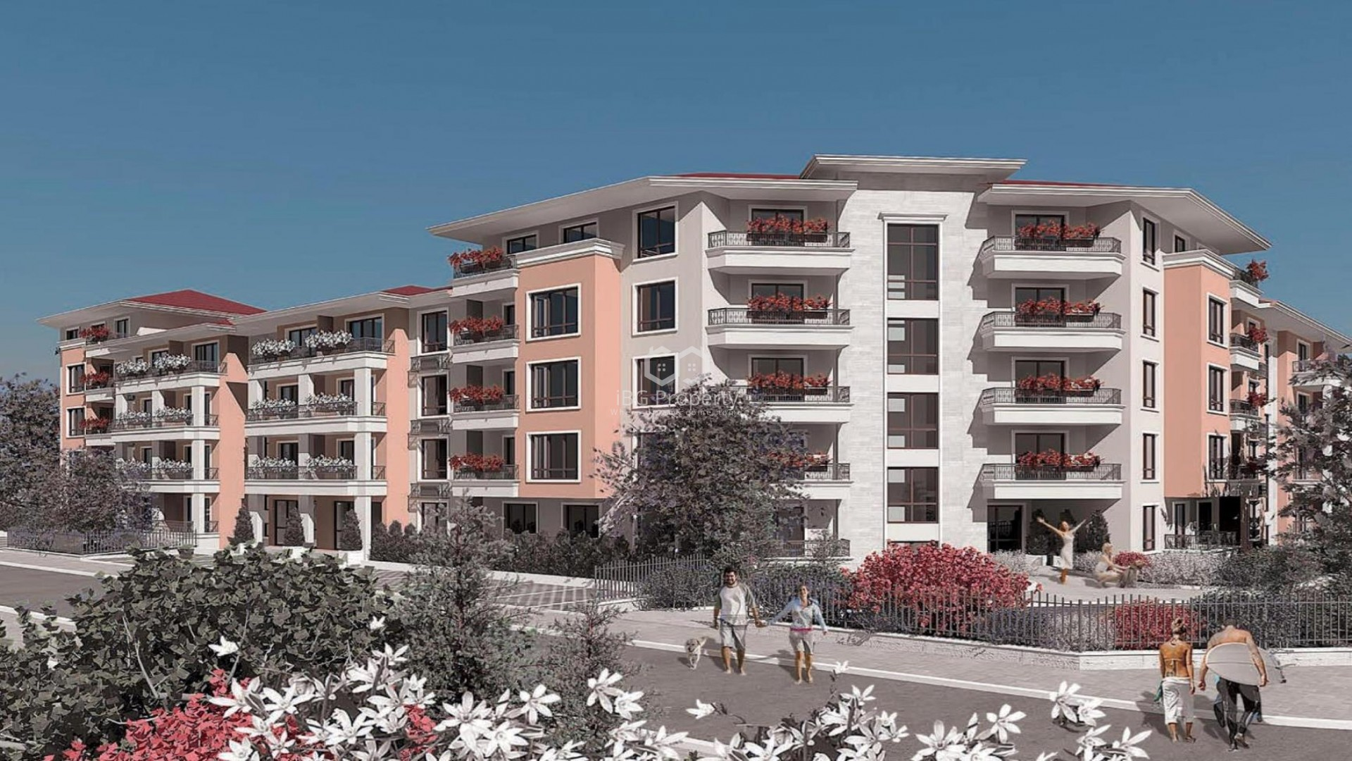 One bedroom apartment St. Vlas 60 m2