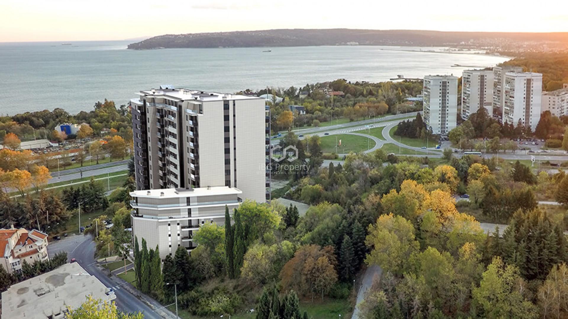 One room apartment Briz Varna 47 m2