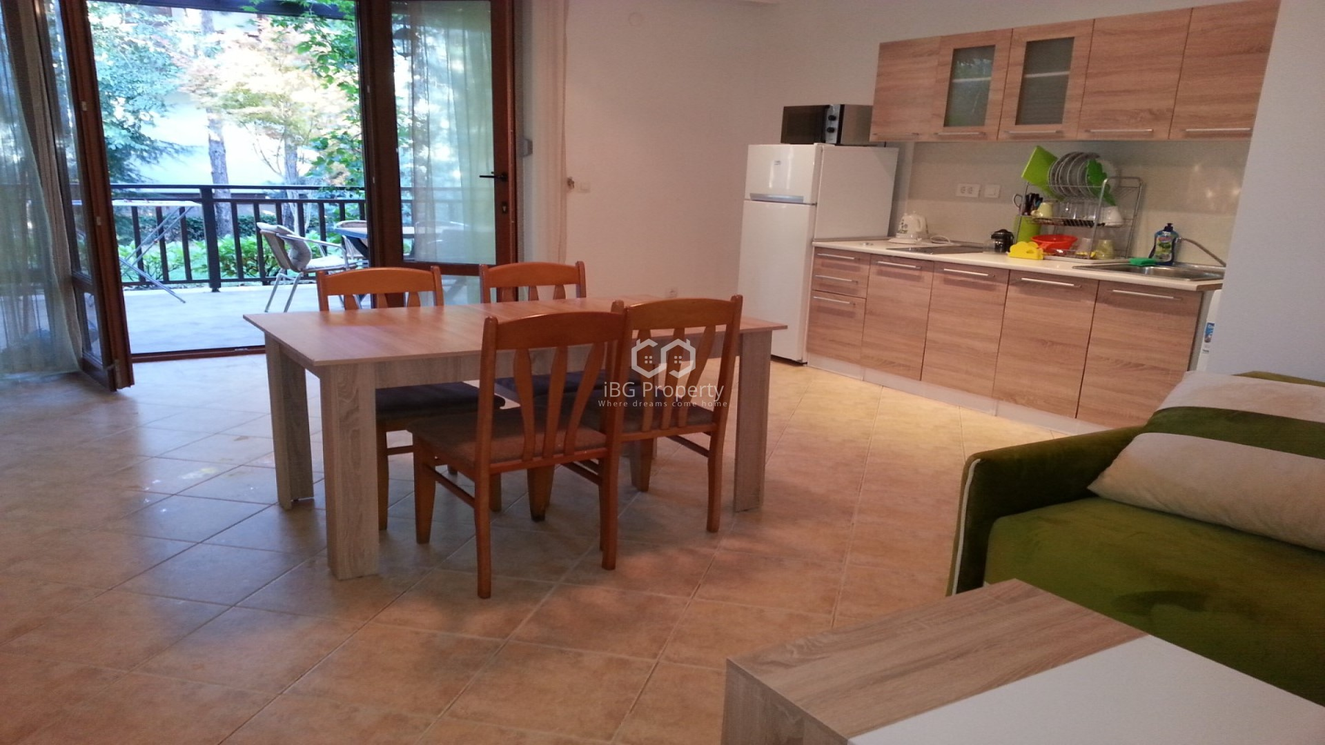 Two bedroom apartment Sozopol 102 m2