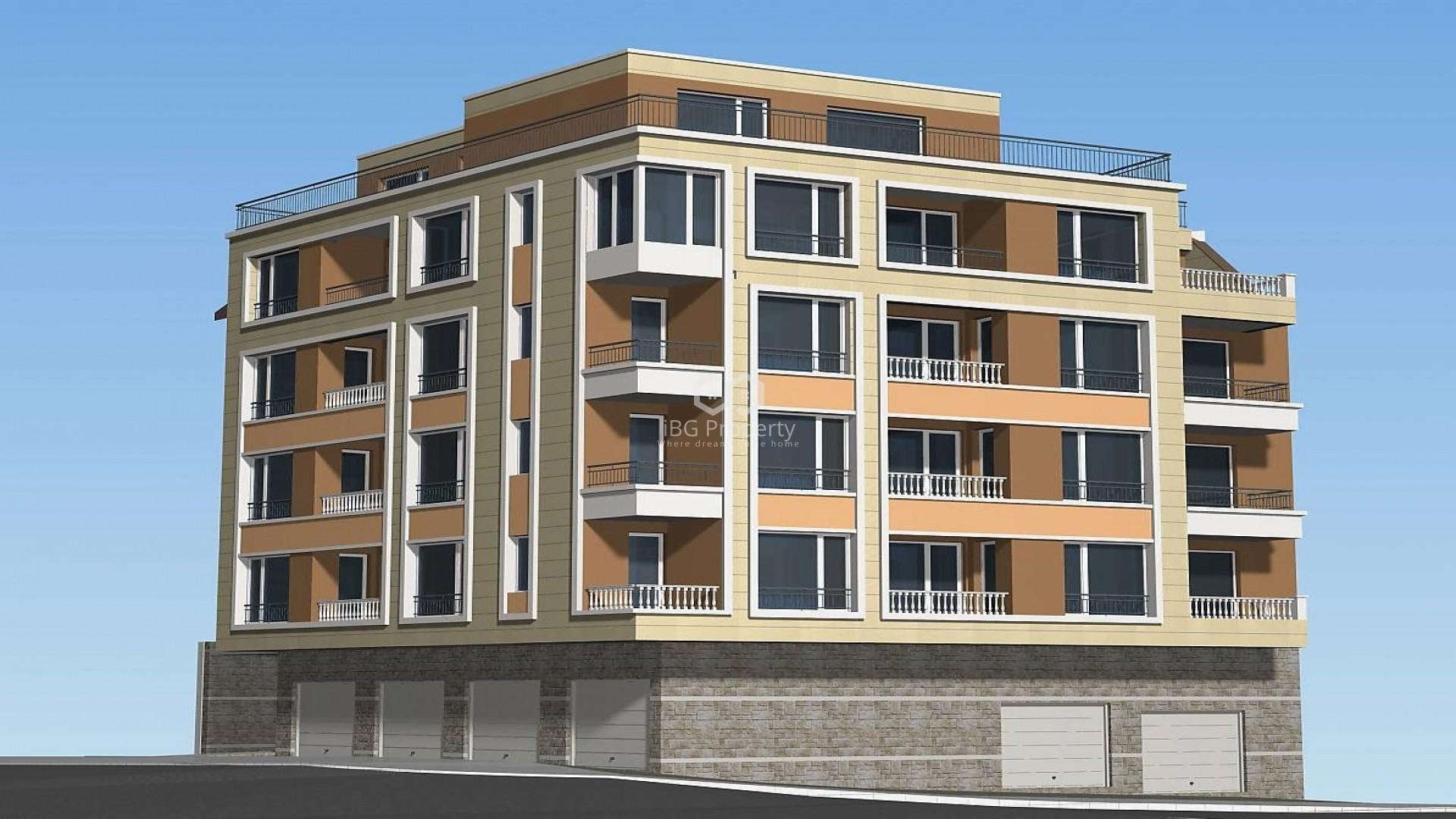 One bedroom apartment Sarafovo Burgas 51 m2