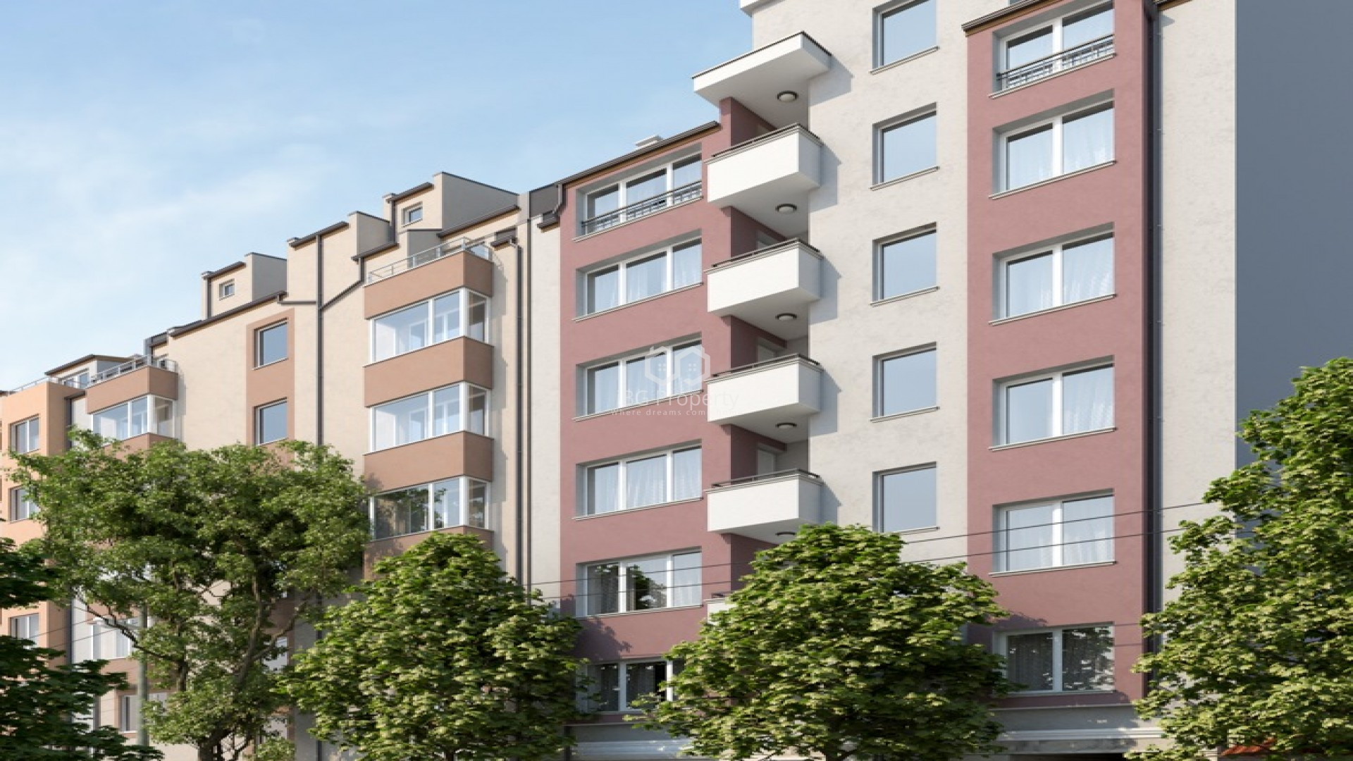 Two bedroom apartment Kolhozen pazar Varna 84 m2