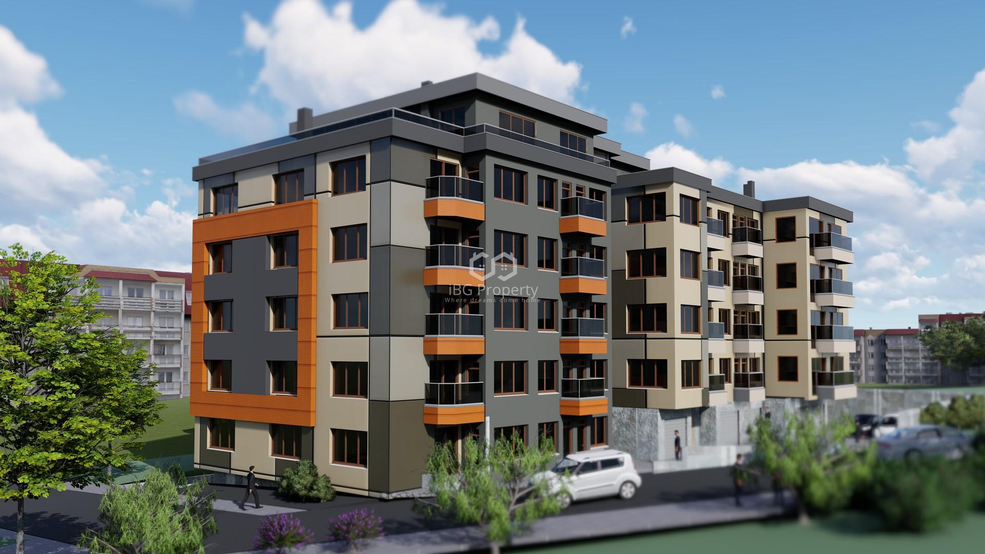 Two bedroom apartment Kaisieva gradina Varna 70 m2
