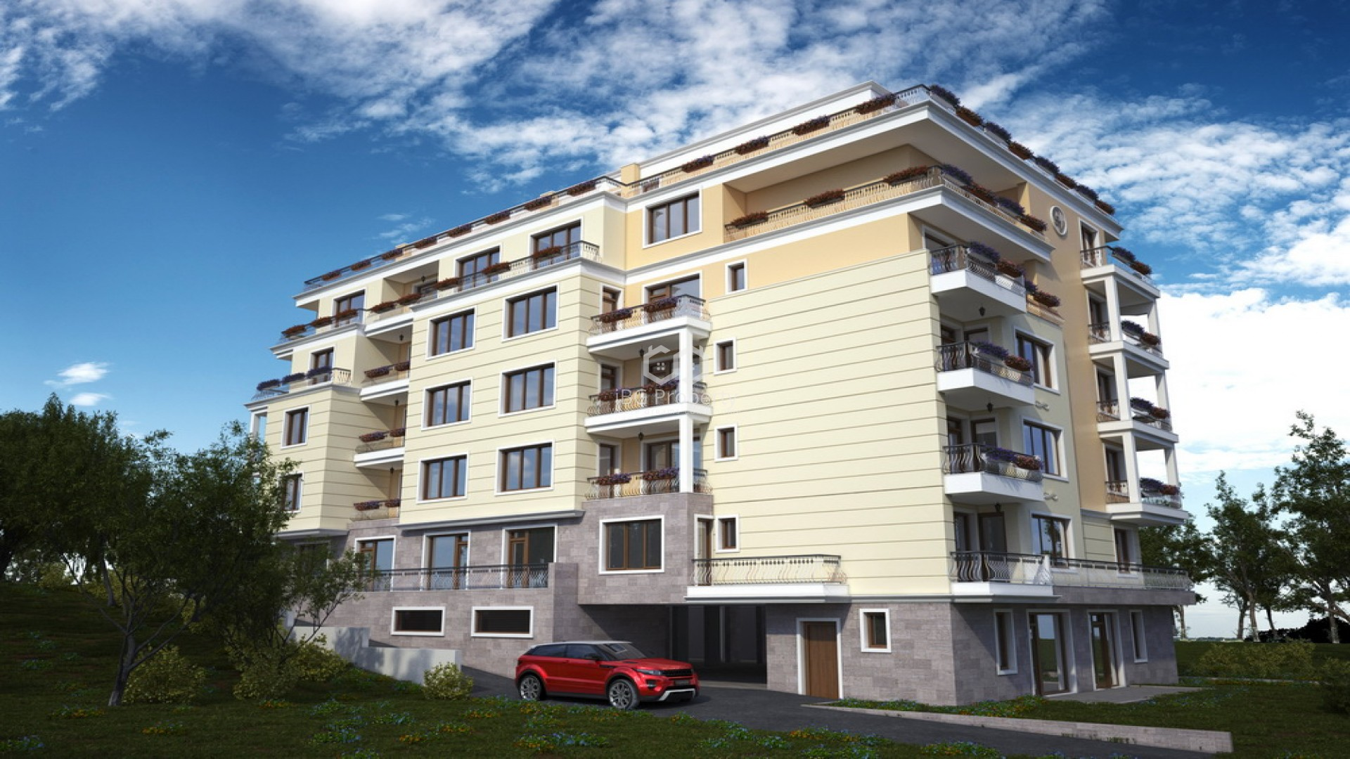 One bedroom apartment St. Vlas 47 m2