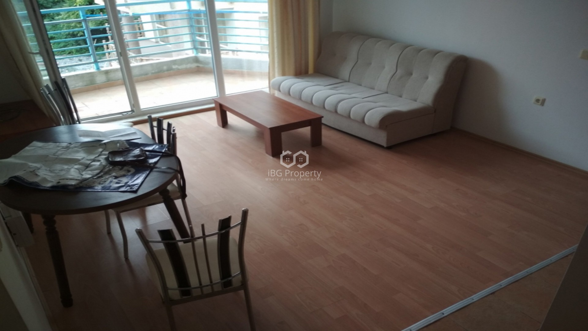 One bedroom apartment Balchik 54 m2