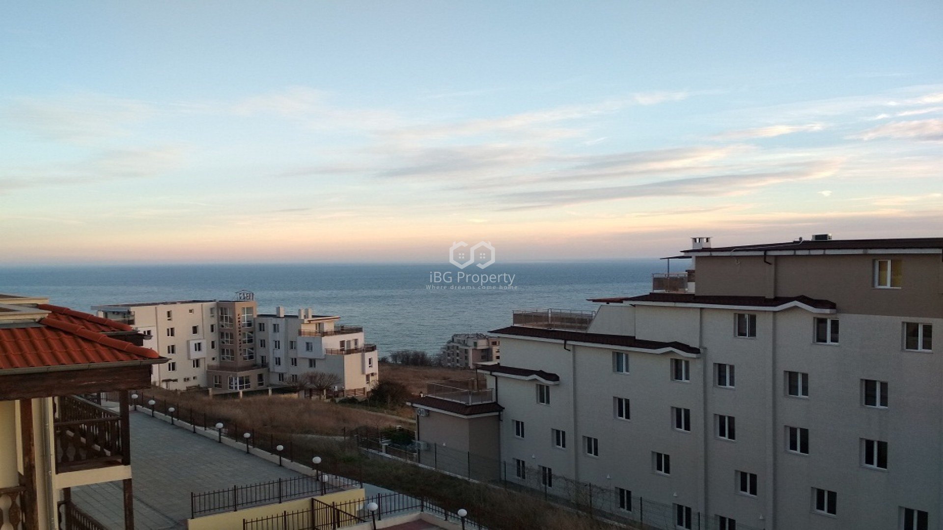 EXCLUSIVE OFFER! One bedroom apartment Byala 64 m2