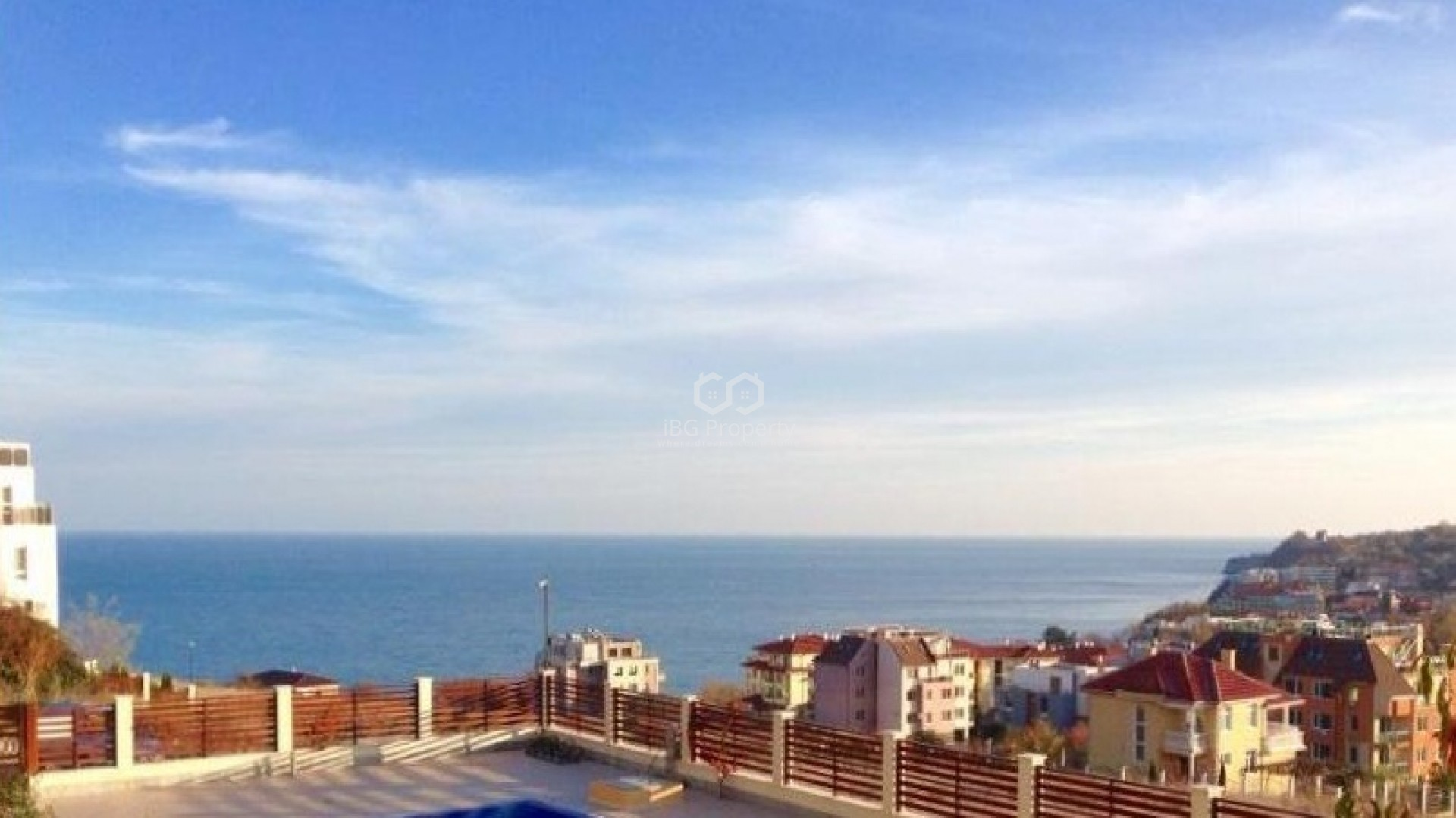One bedroom apartment Byala 58 m2
