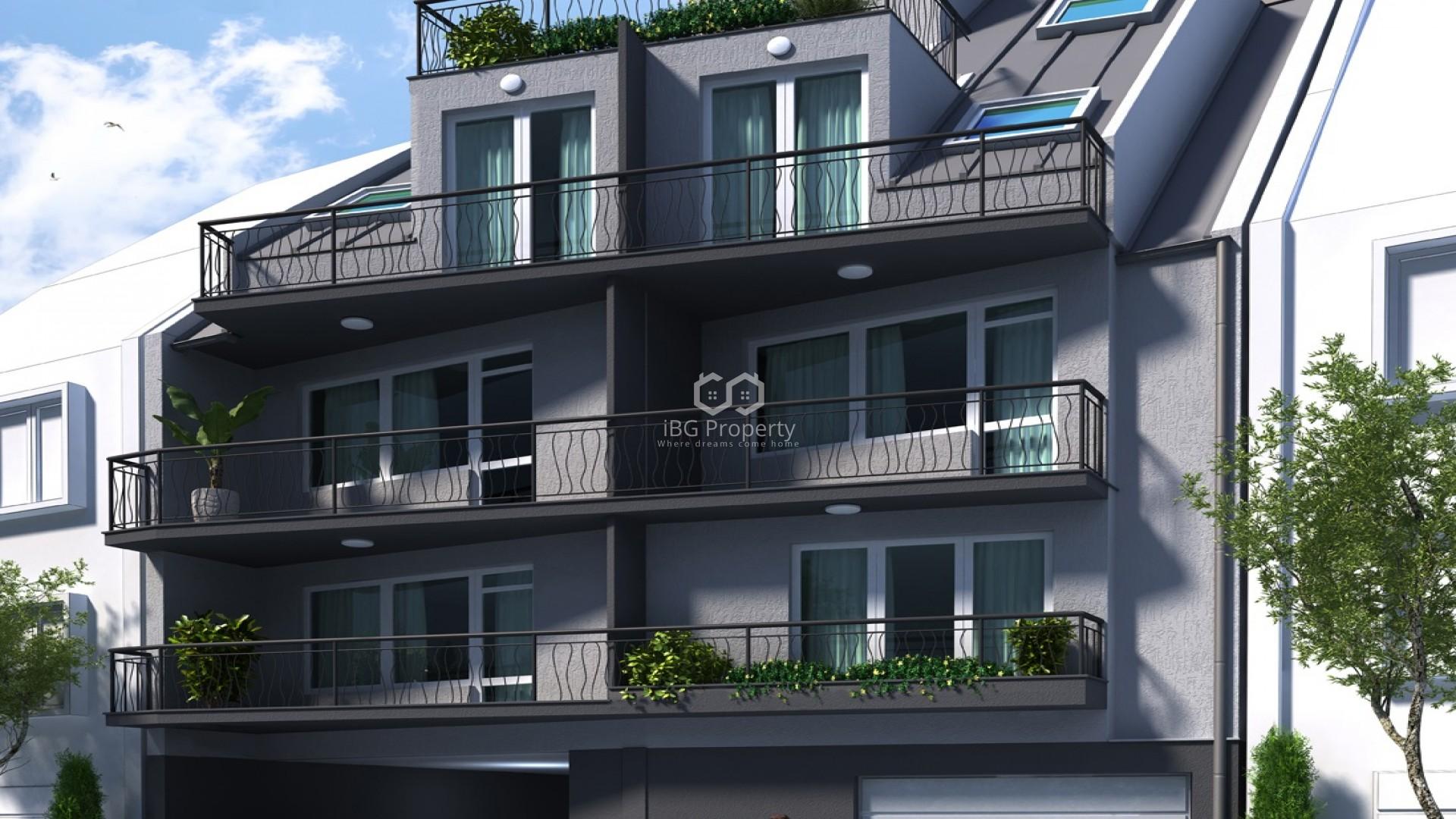 One bedroom apartment Cveten kvartal Varna 57 m2