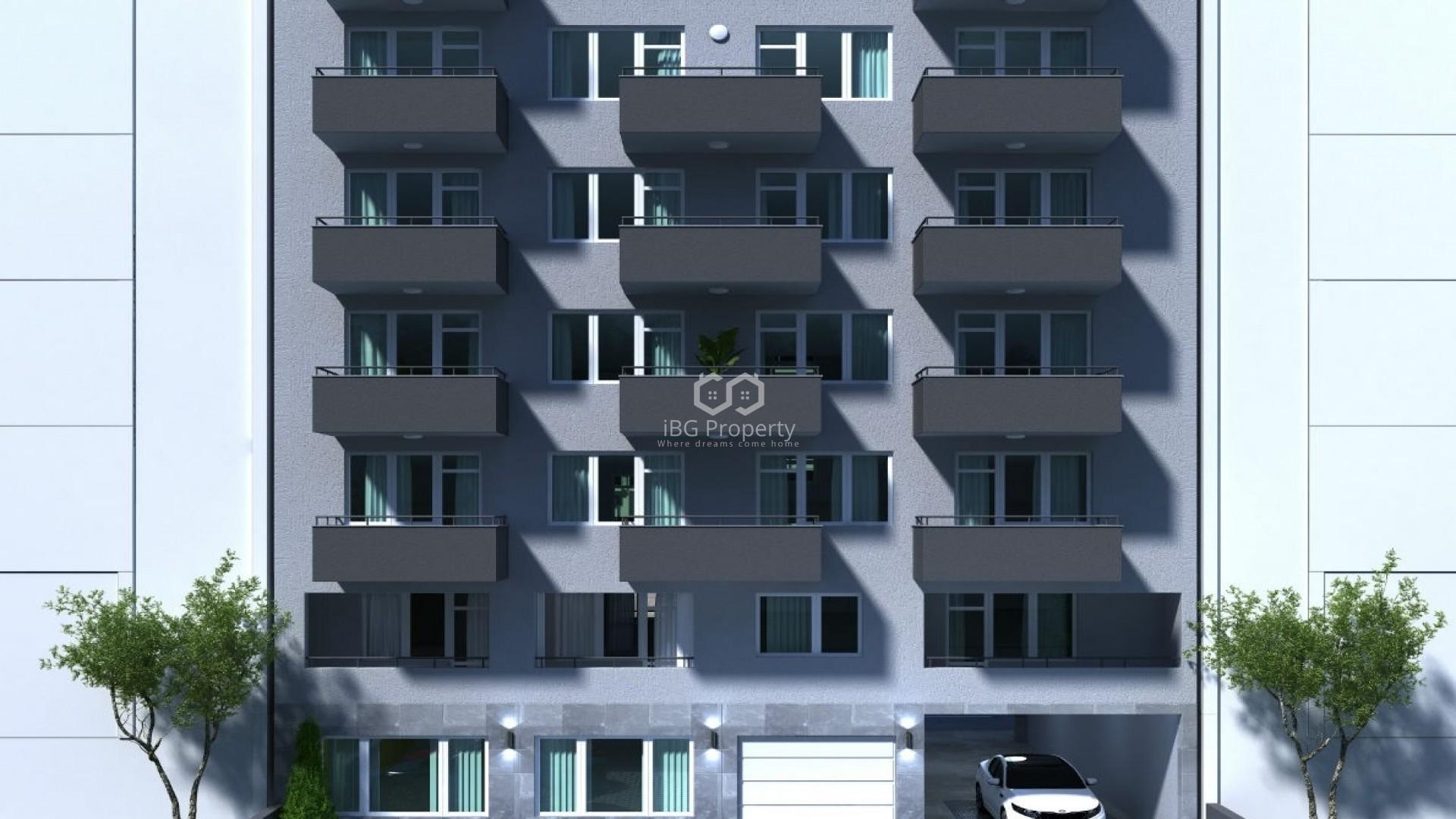 Two bedroom apartment Kolhozen pazar Varna 108 m2
