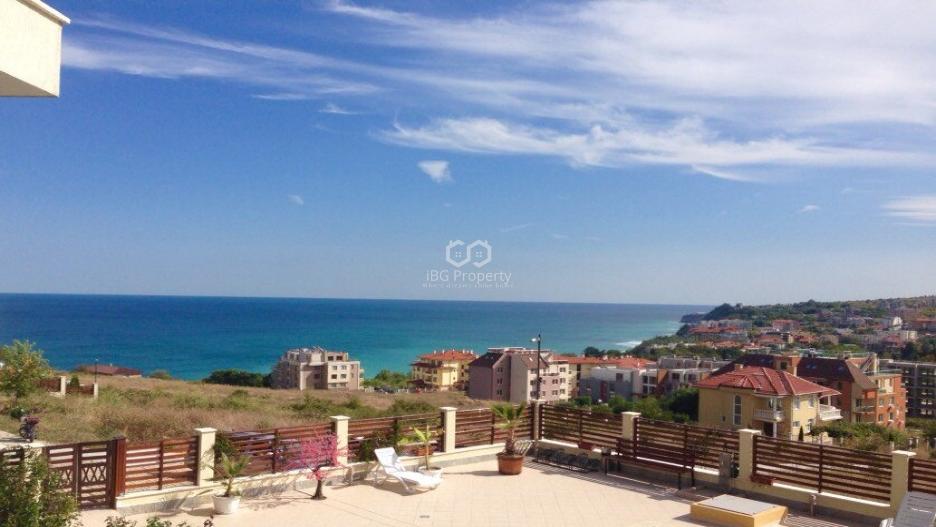 One room apartment Byala 40 m2