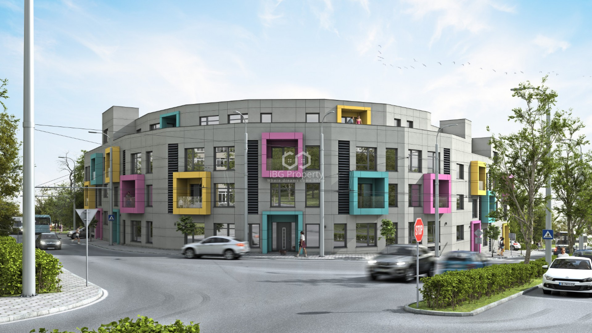 One bedroom apartment Briz Varna 99,09 m2