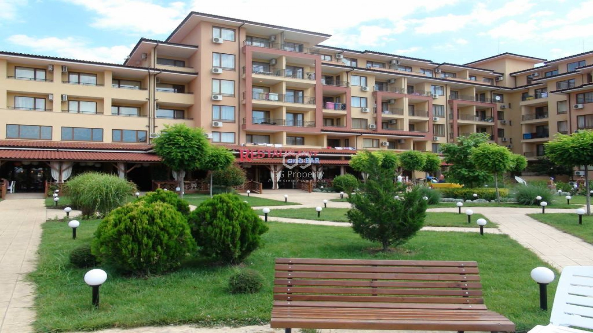 One bedroom apartment St. Vlas 53m2