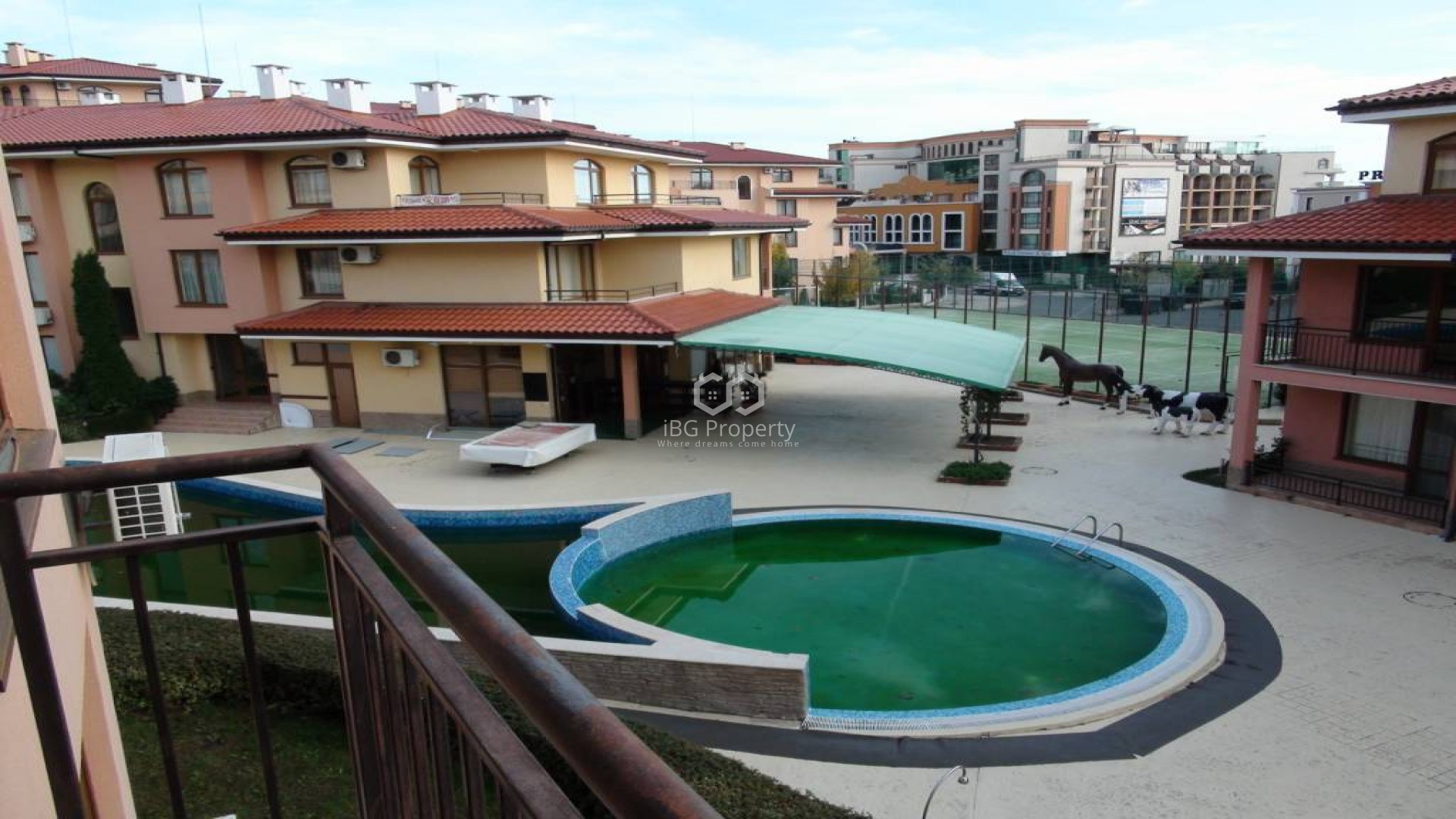 One bedroom apartment St. Vlas 65 m2