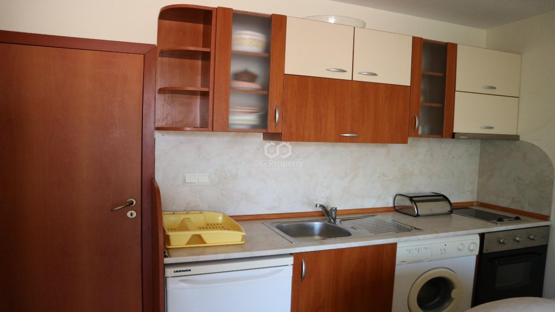 One bedroom apartment Sunny Beach 61 m2
