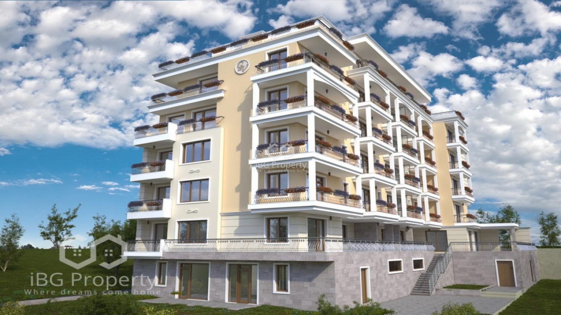 One room apartment St. Vlas 40 m2